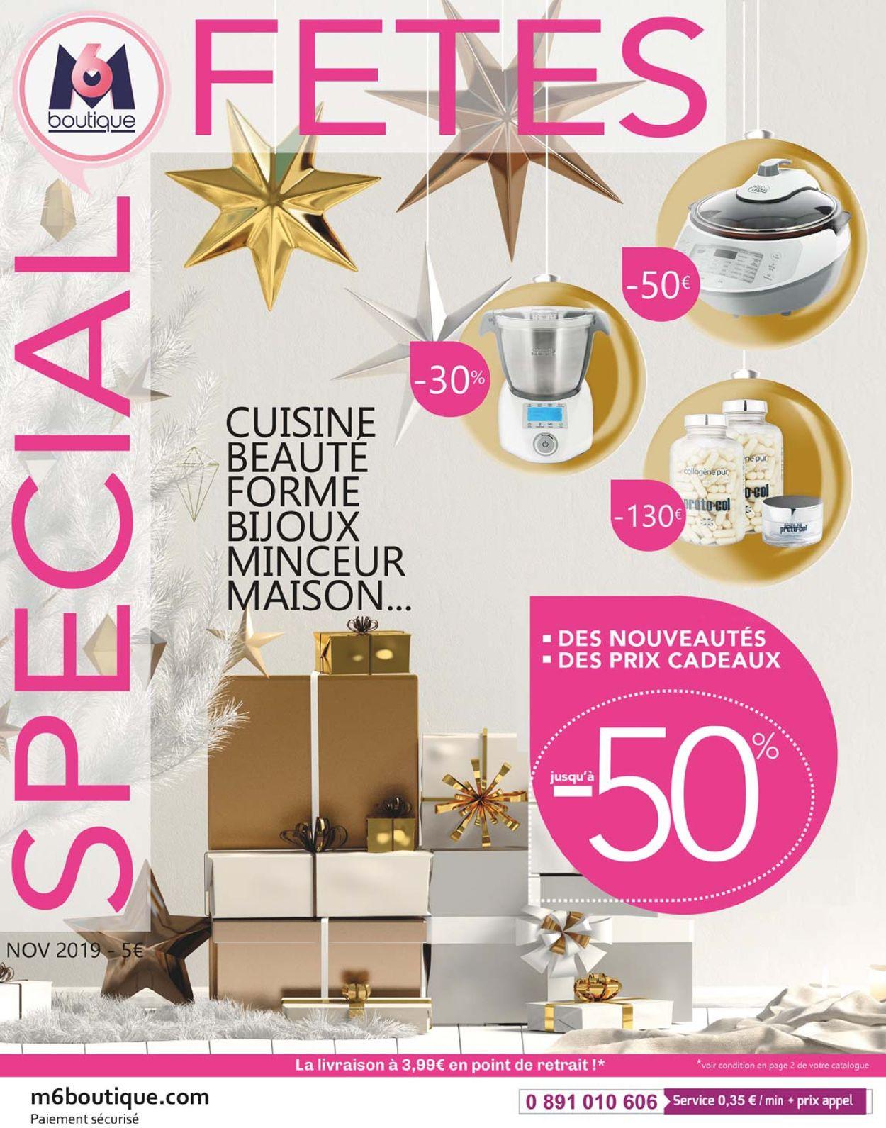 M6 Boutique Catalogue - 12.11-24.12.2019