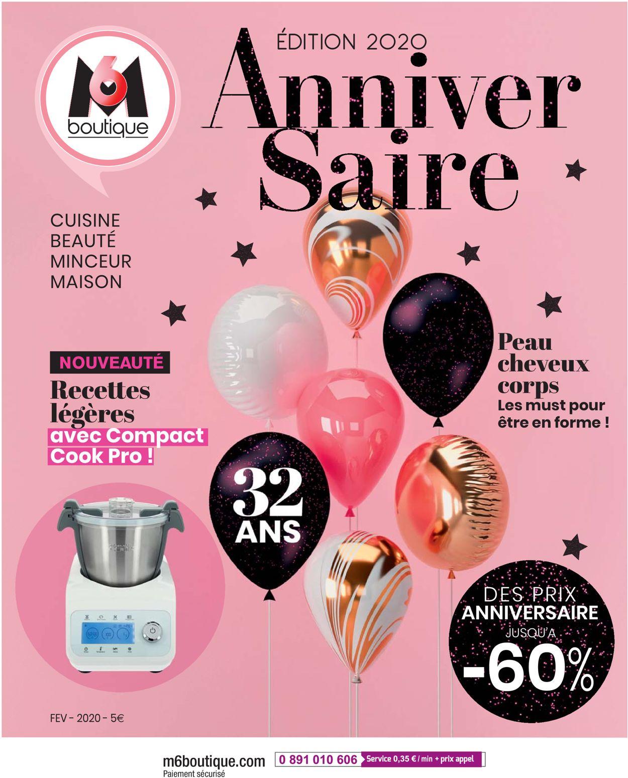 M6 Boutique Catalogue - 28.02-31.03.2020