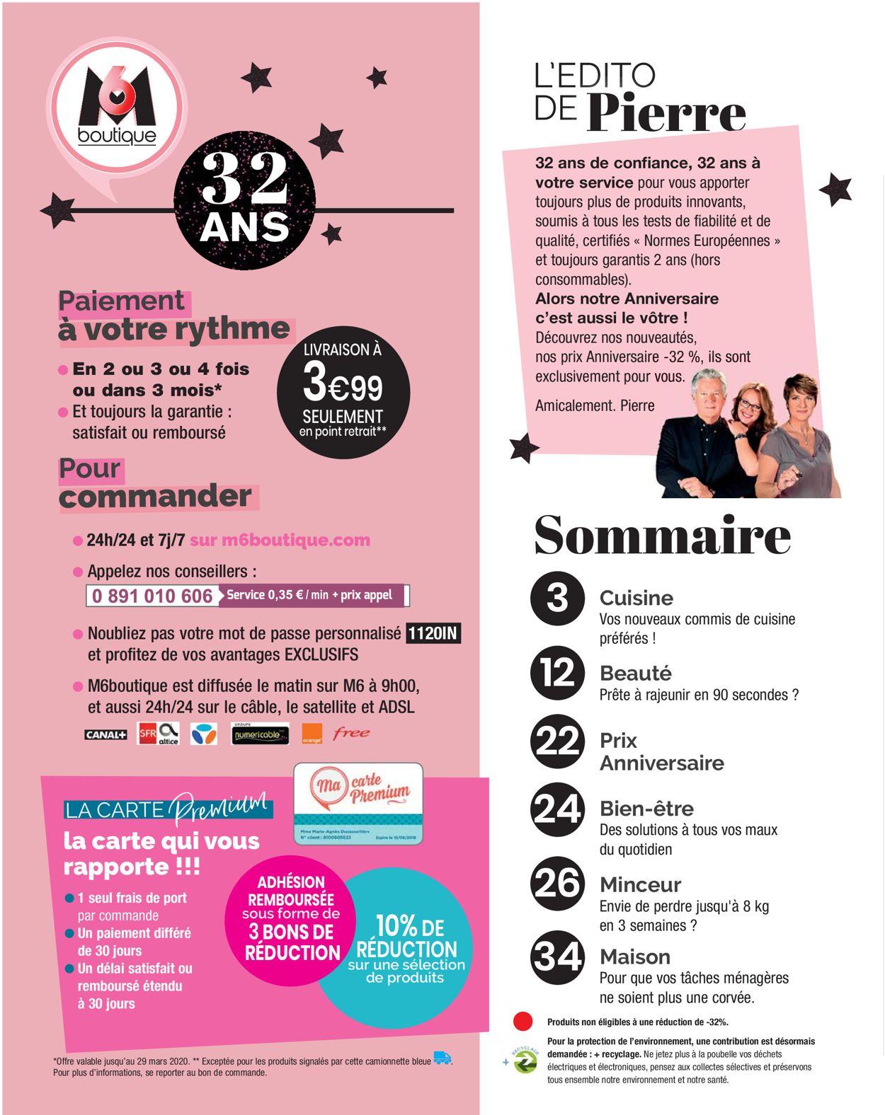 M6 Boutique Catalogue - 28.02-31.03.2020 (Page 2)