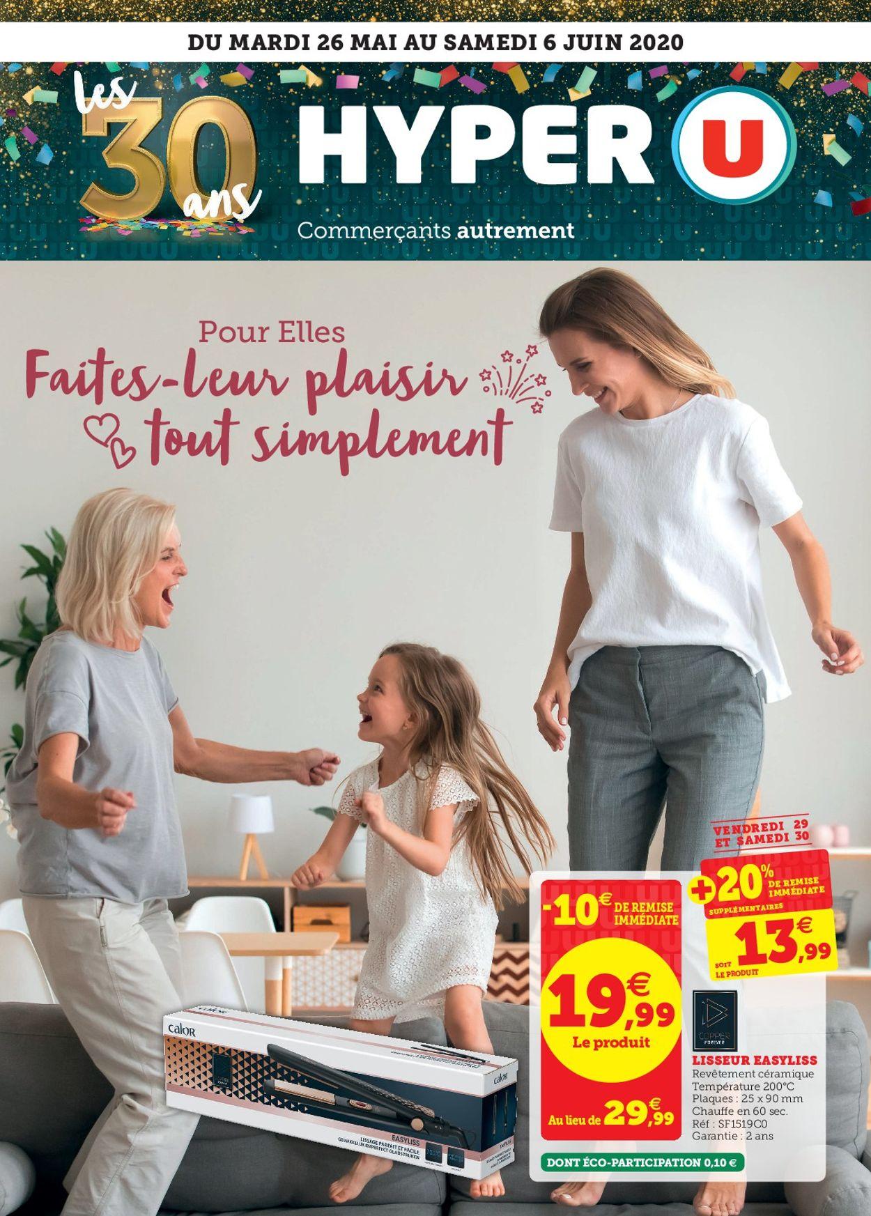 Magasins U Catalogue - 26.05-06.06.2020