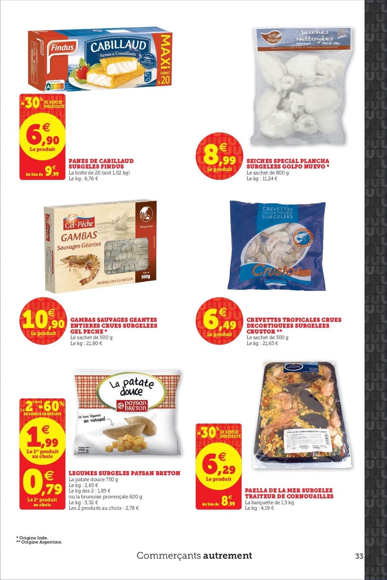 Magasins U Catalogue - 07.07-18.07.2020 (Page 33)