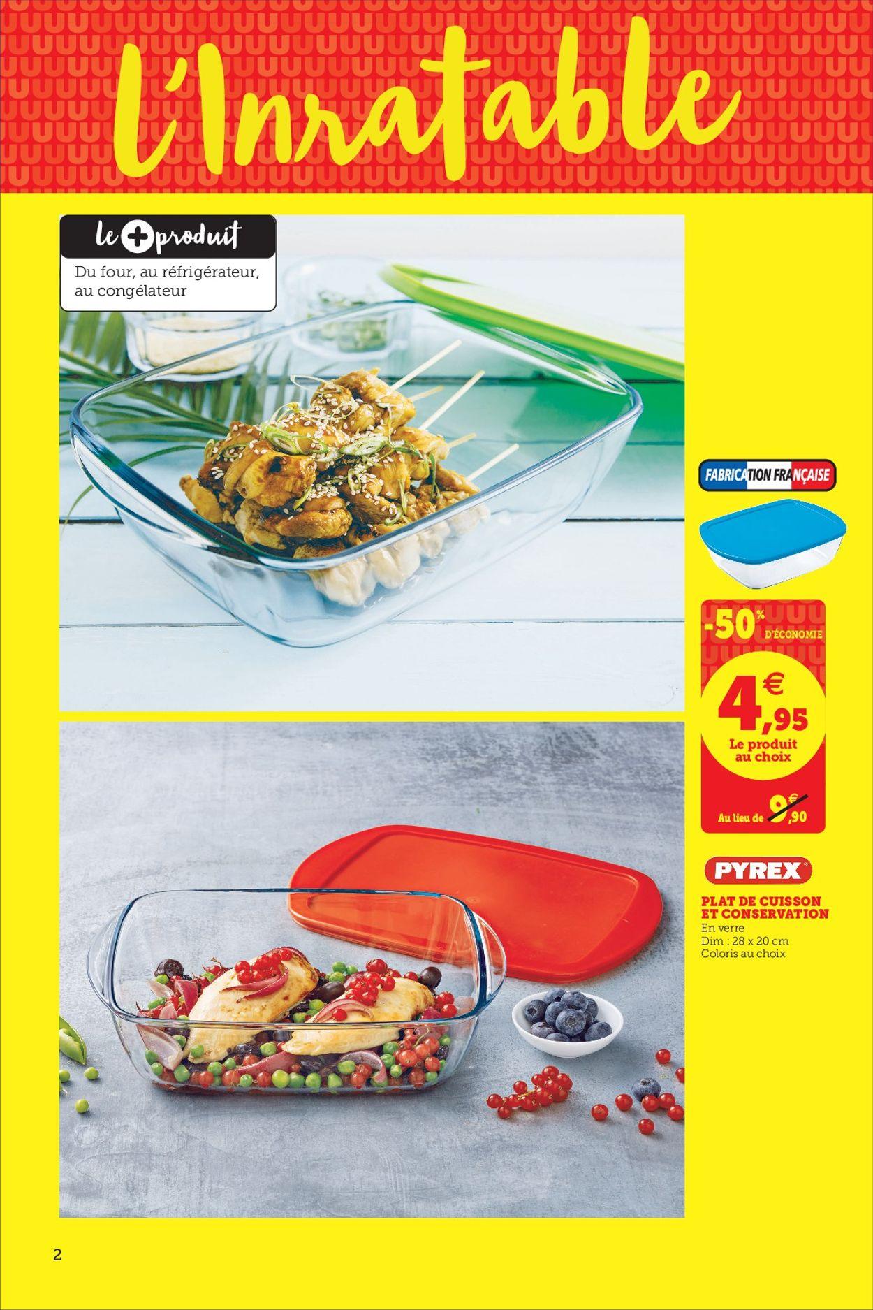 Magasins U Catalogue - 07.07-18.07.2020 (Page 2)