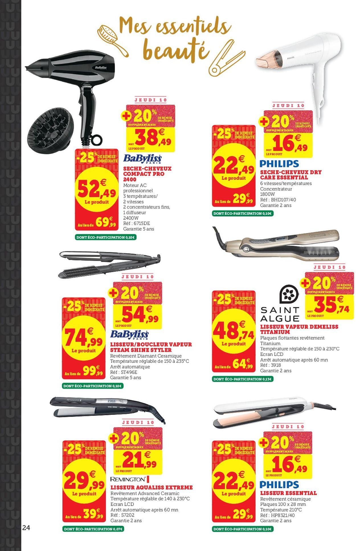 Magasins U Catalogue - 08.09-19.09.2020 (Page 24)