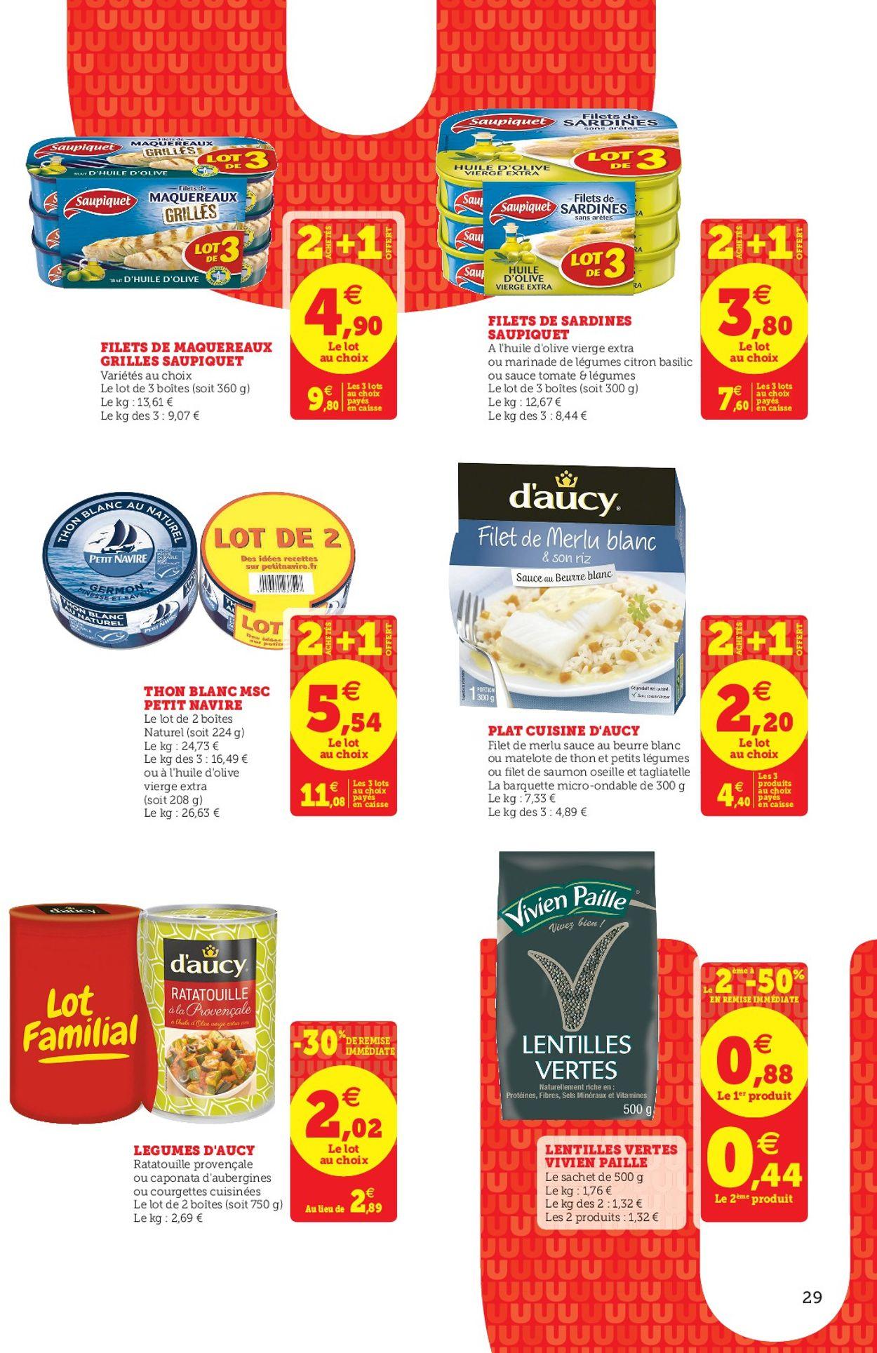 Magasins U Catalogue - 08.09-19.09.2020 (Page 29)
