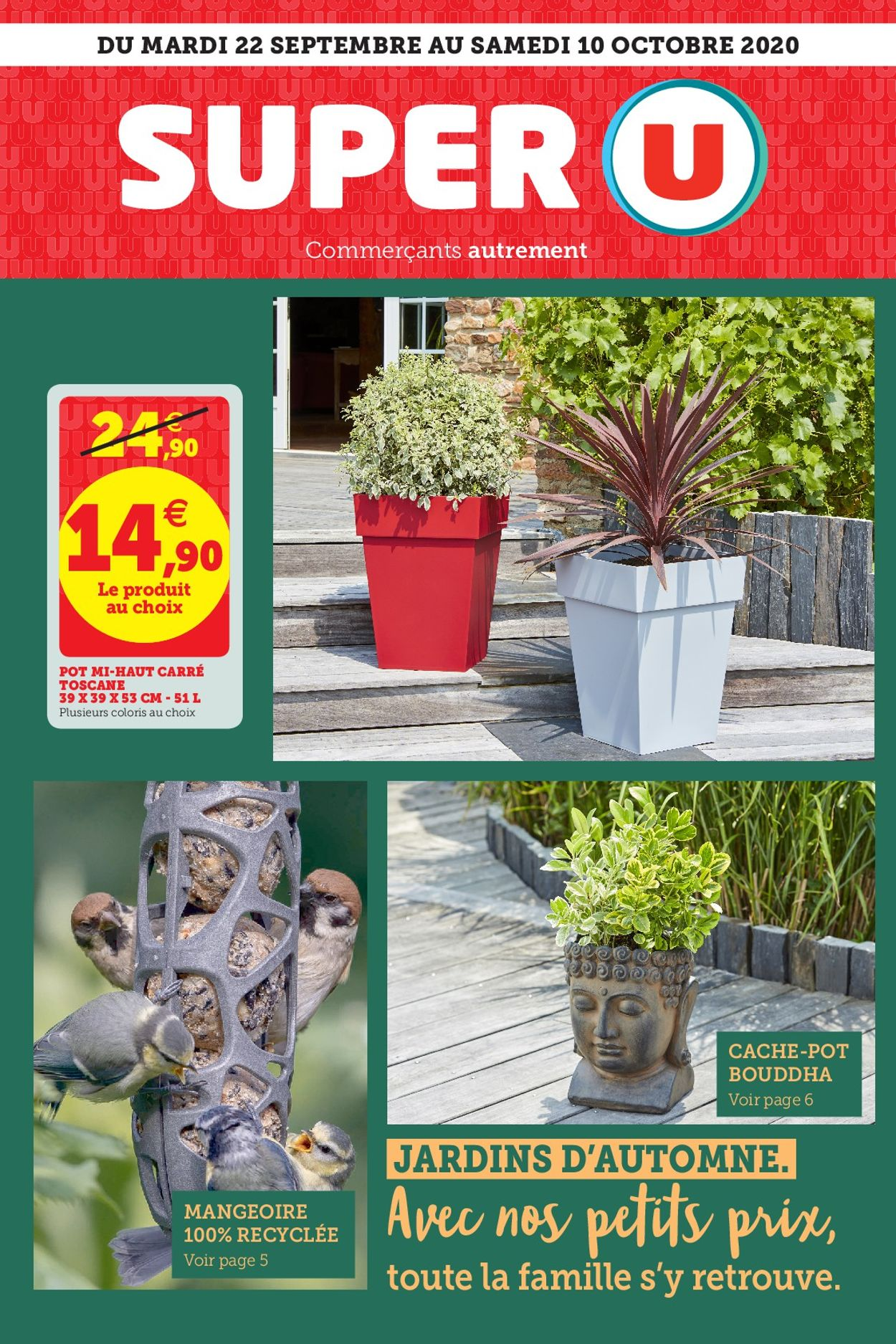 Magasins U Catalogue - 22.09-10.10.2020
