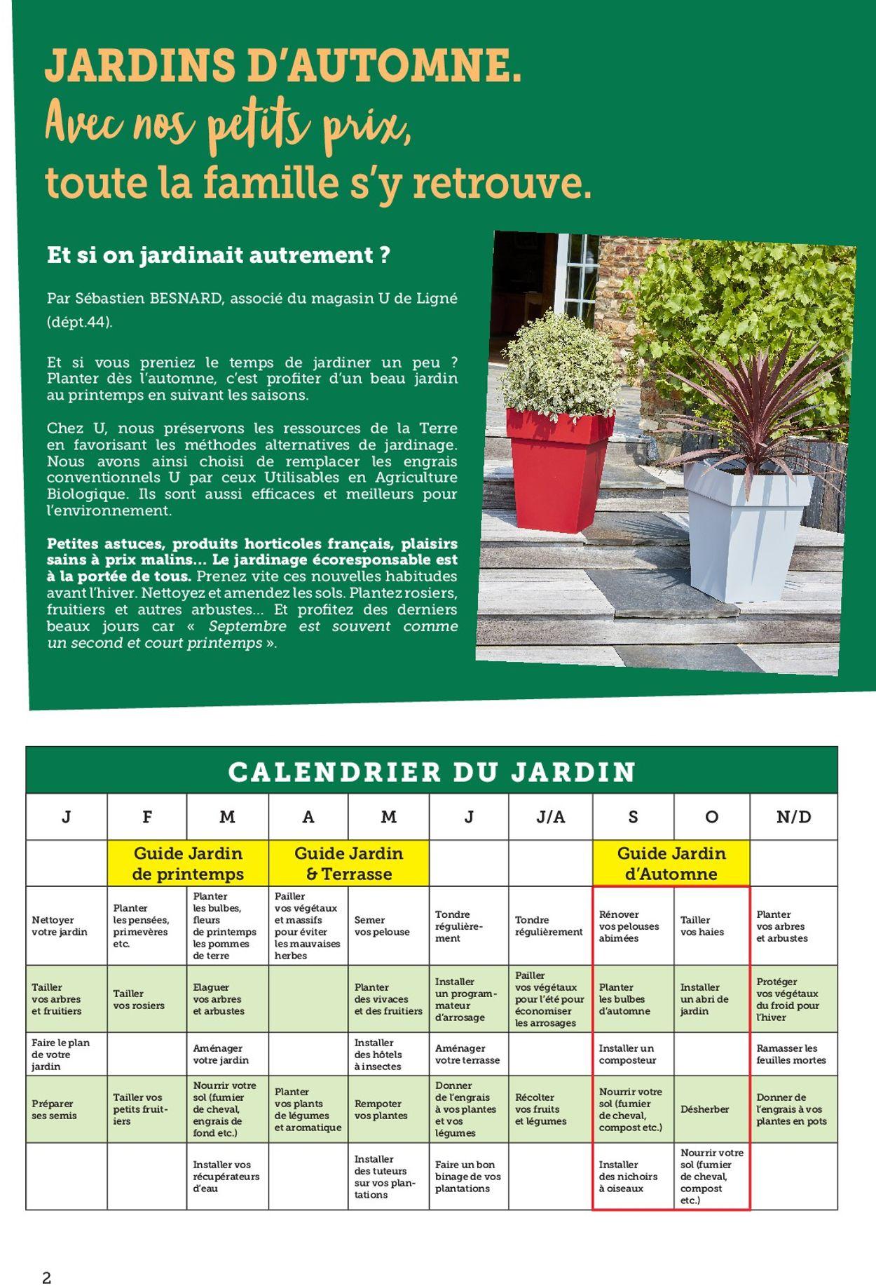 Magasins U Catalogue - 22.09-10.10.2020 (Page 2)