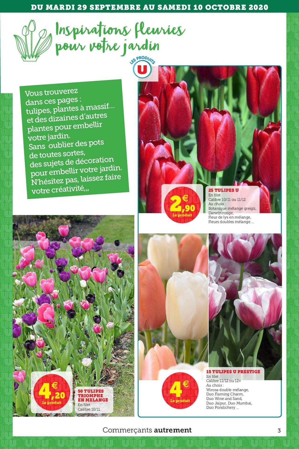 Magasins U Catalogue - 22.09-10.10.2020 (Page 3)