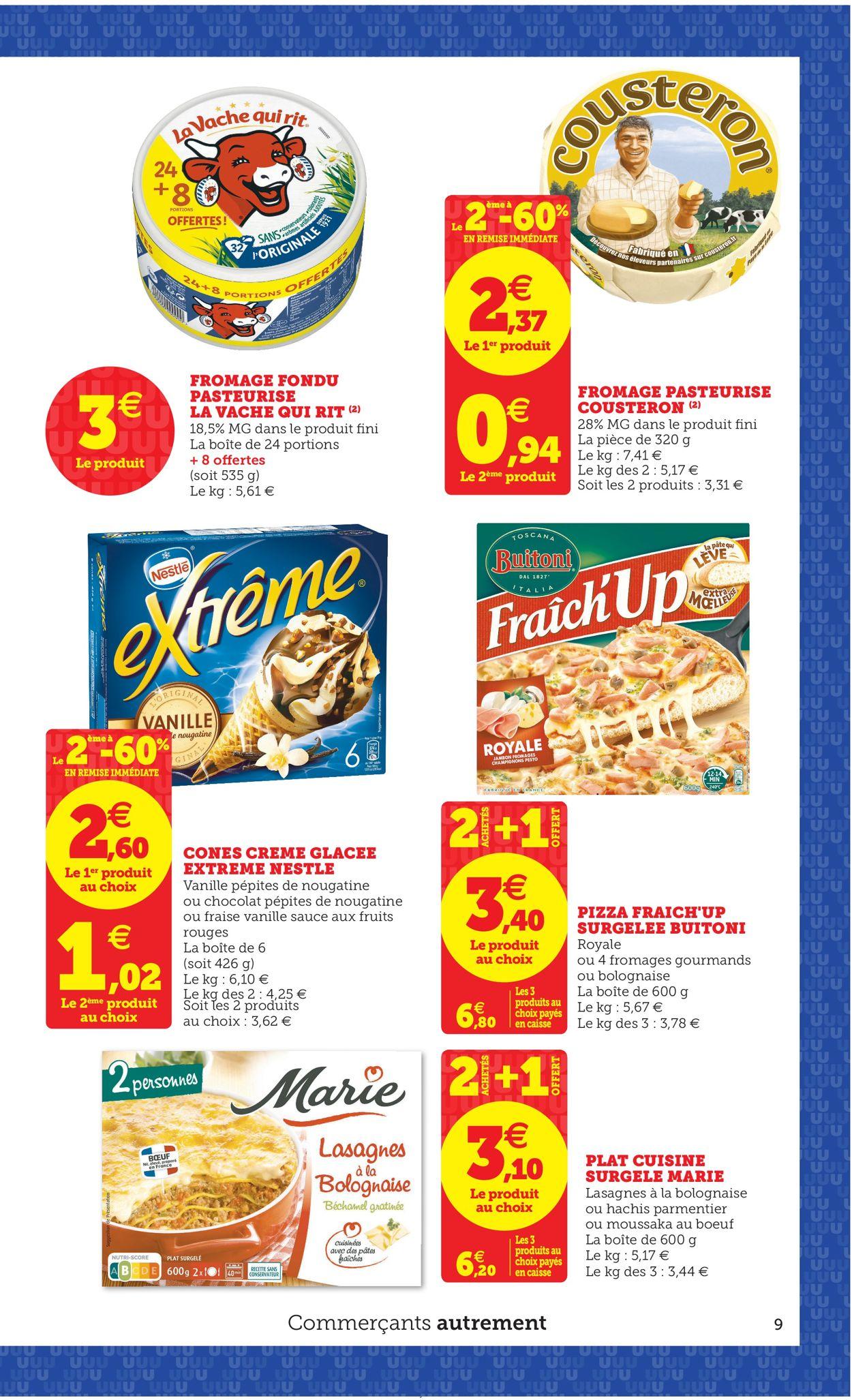 Magasins U Catalogue - 27.10-07.11.2020 (Page 9)