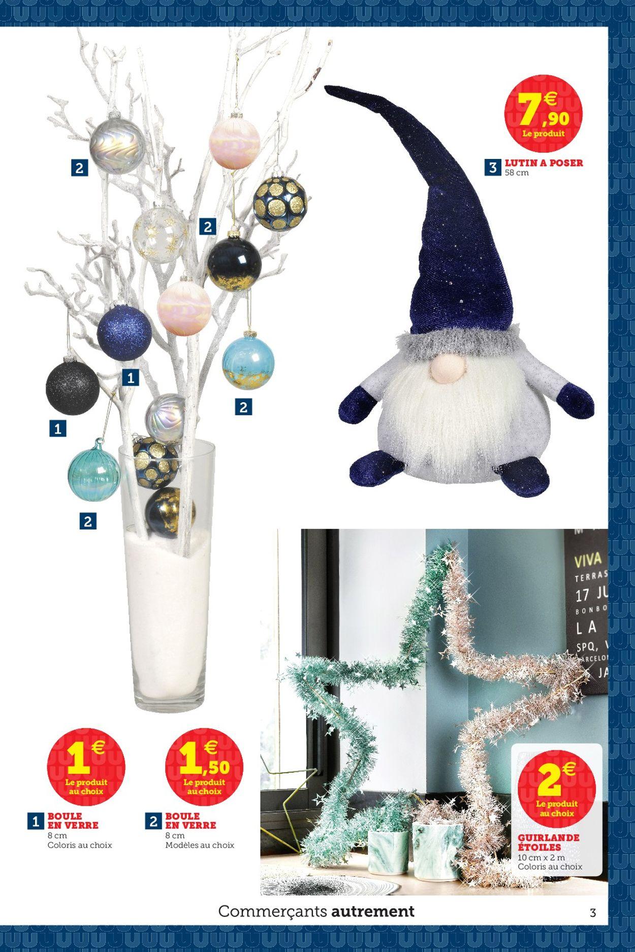 Magasins U - noël Catalogue - 17.11-24.12.2020 (Page 3)