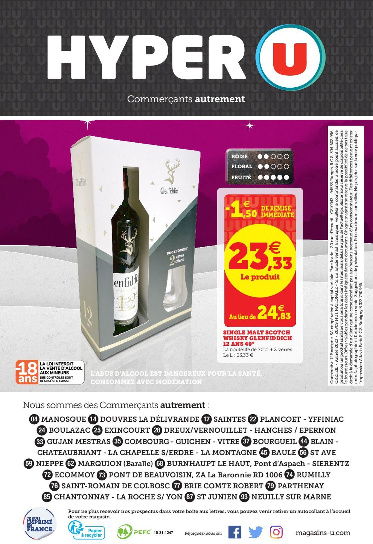 Magasins U - noël Catalogue - 17.11-24.12.2020 (Page 160)
