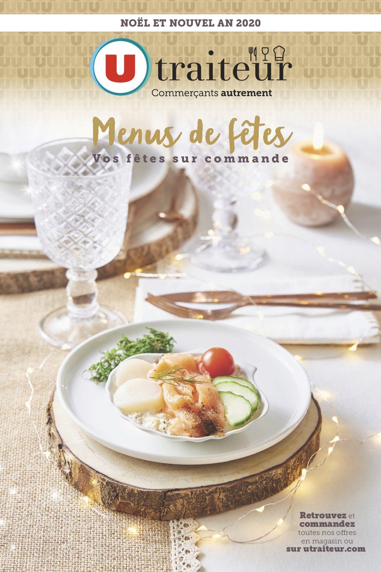 Magasins U noël Catalogue - 24.11-31.12.2020