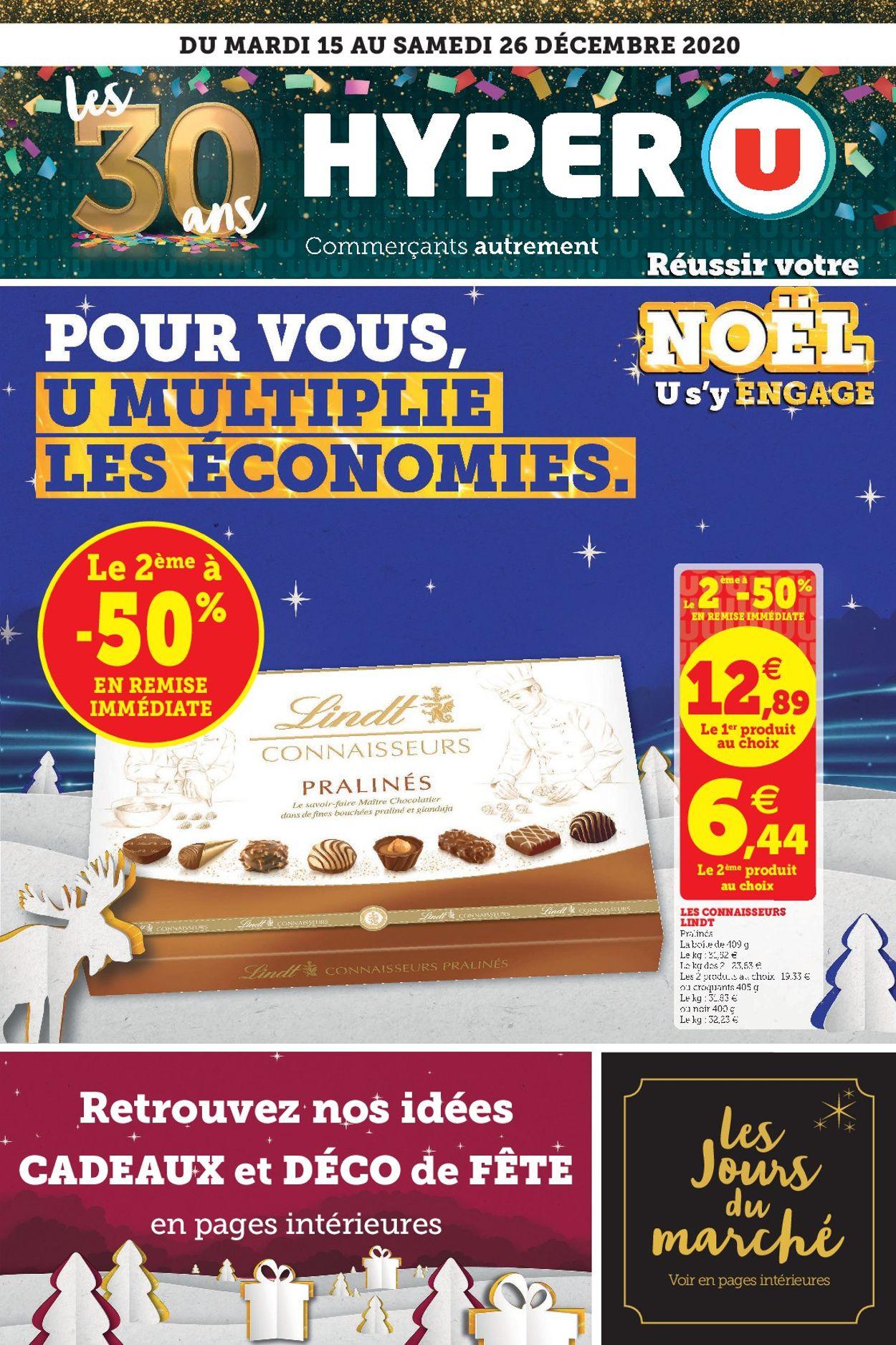 Magasins U Catalogue - 15.12-26.12.2020