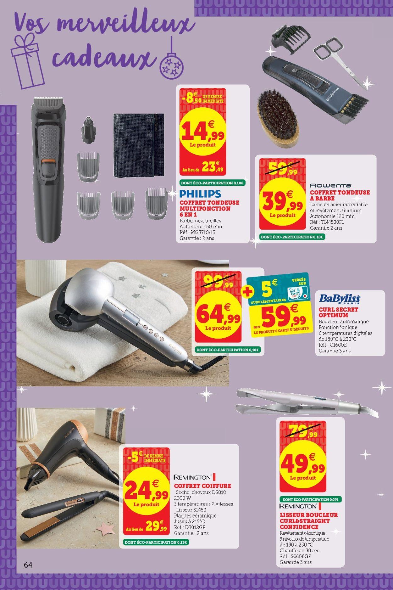 Magasins U Catalogue - 15.12-26.12.2020 (Page 64)
