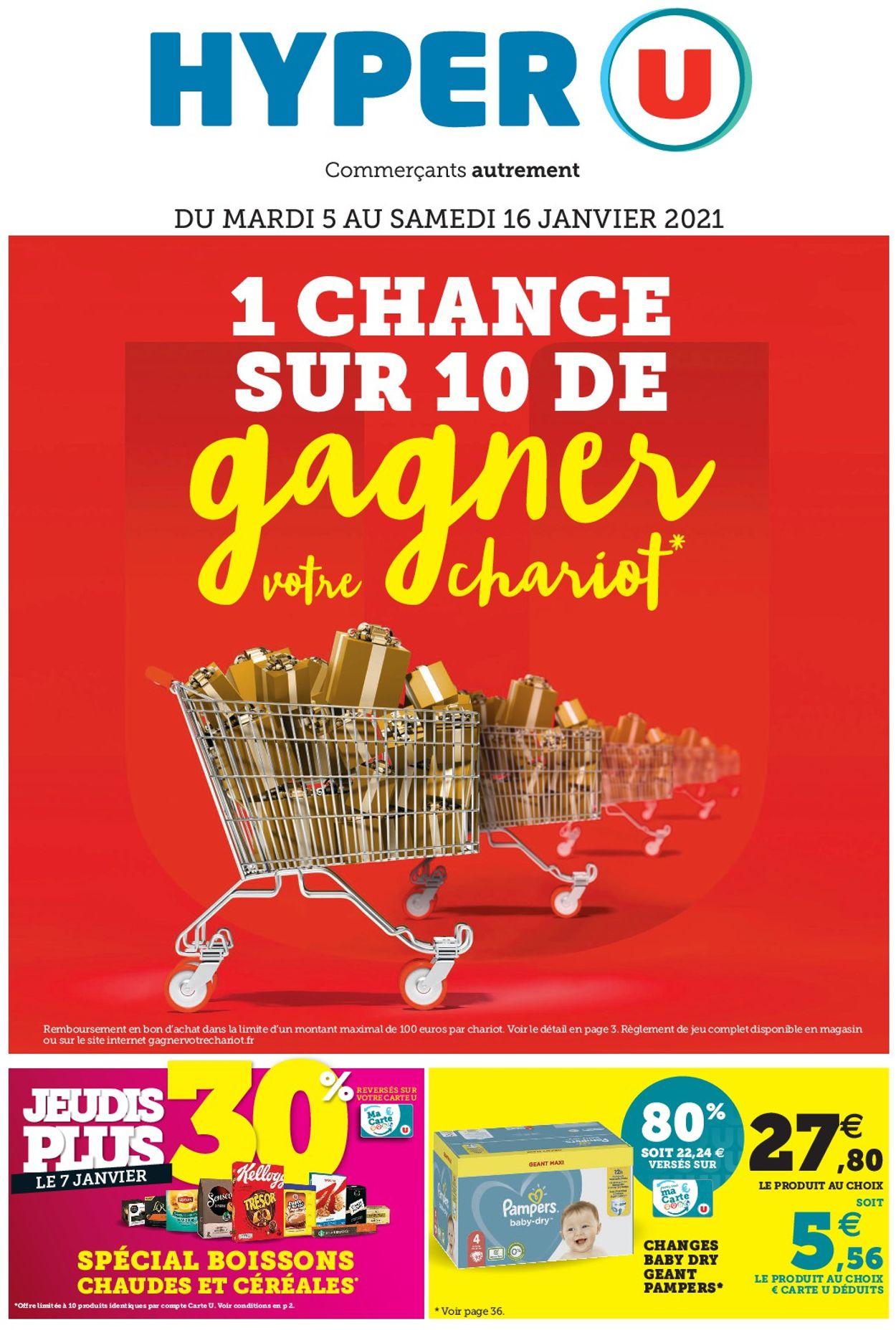 Magasins U Catalogue - 05.01-16.01.2021