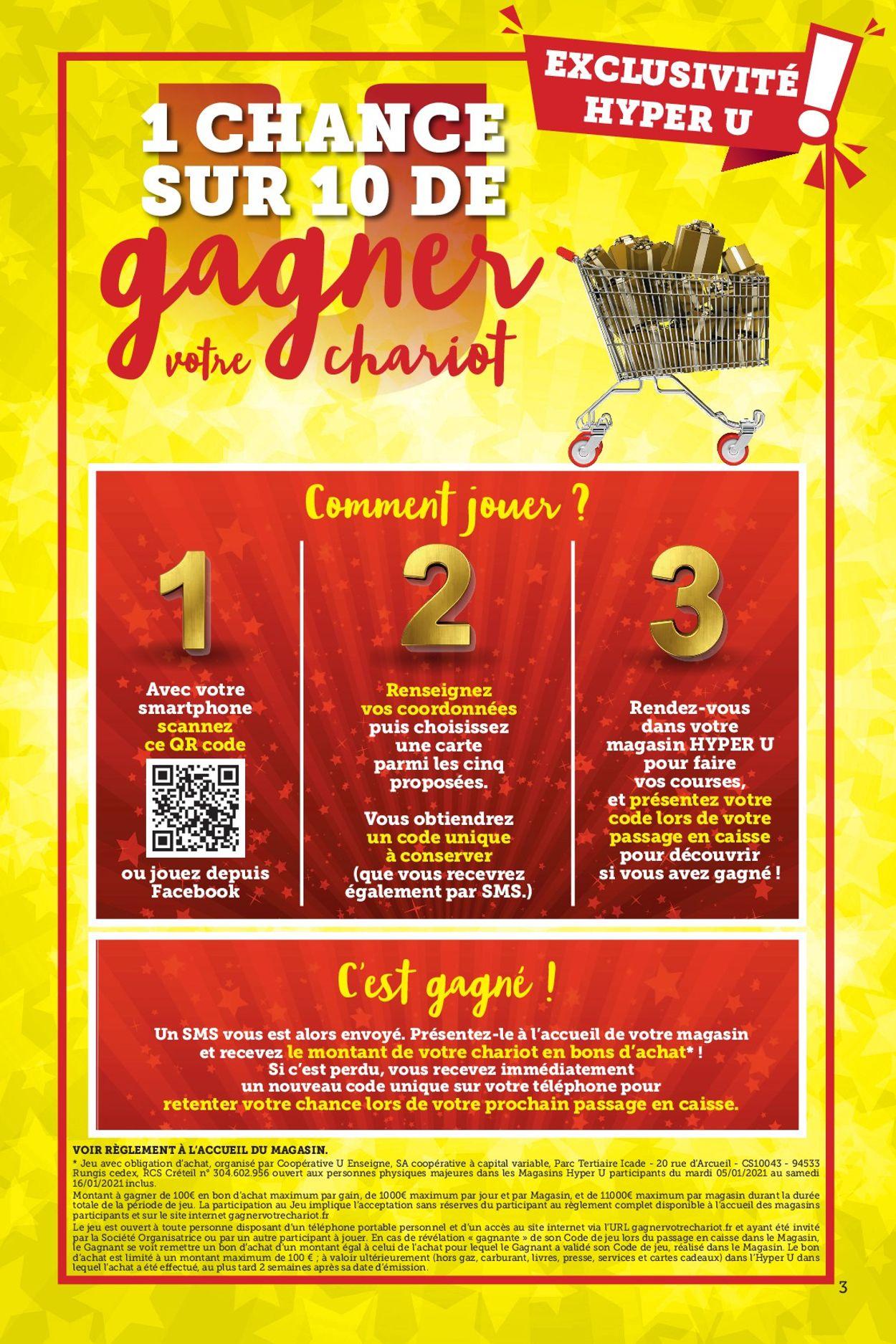 Magasins U Catalogue - 05.01-16.01.2021 (Page 3)