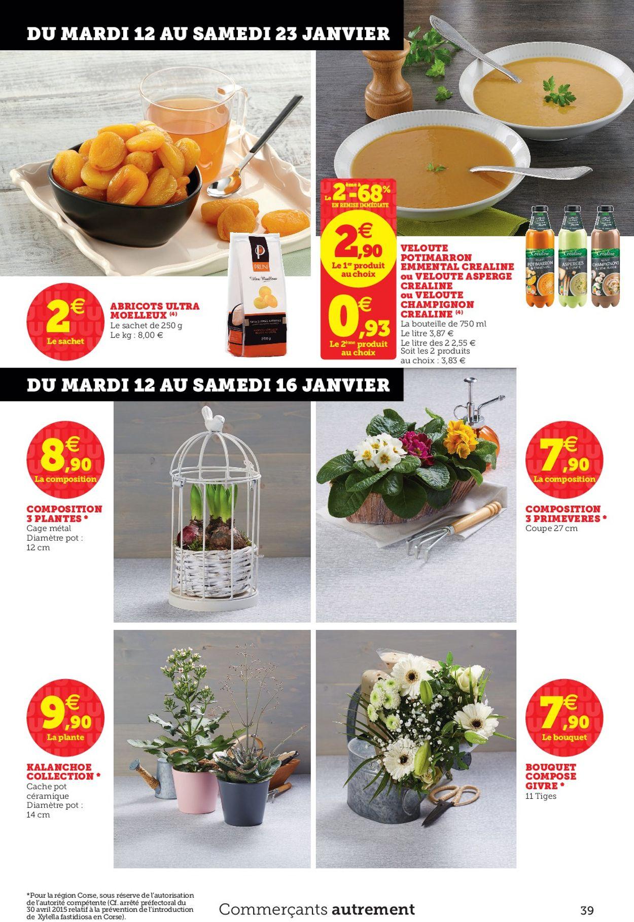 Magasins U Vous En Offrir Plus 2021 Catalogue - 12.01-23.01.2021 (Page 39)