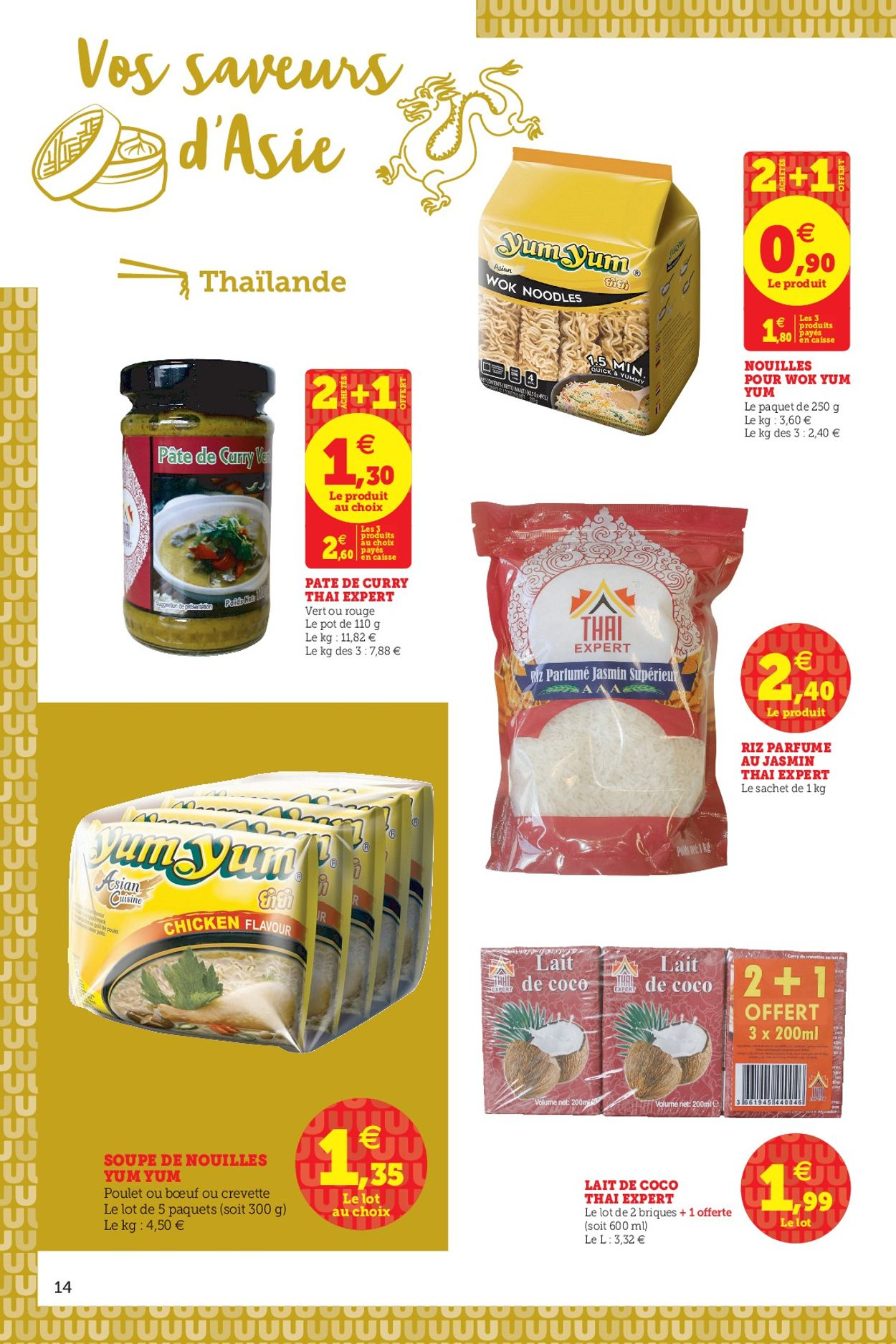 Magasins U Prix Gourmand 2021 Catalogue - 26.01-06.02.2021 (Page 14)