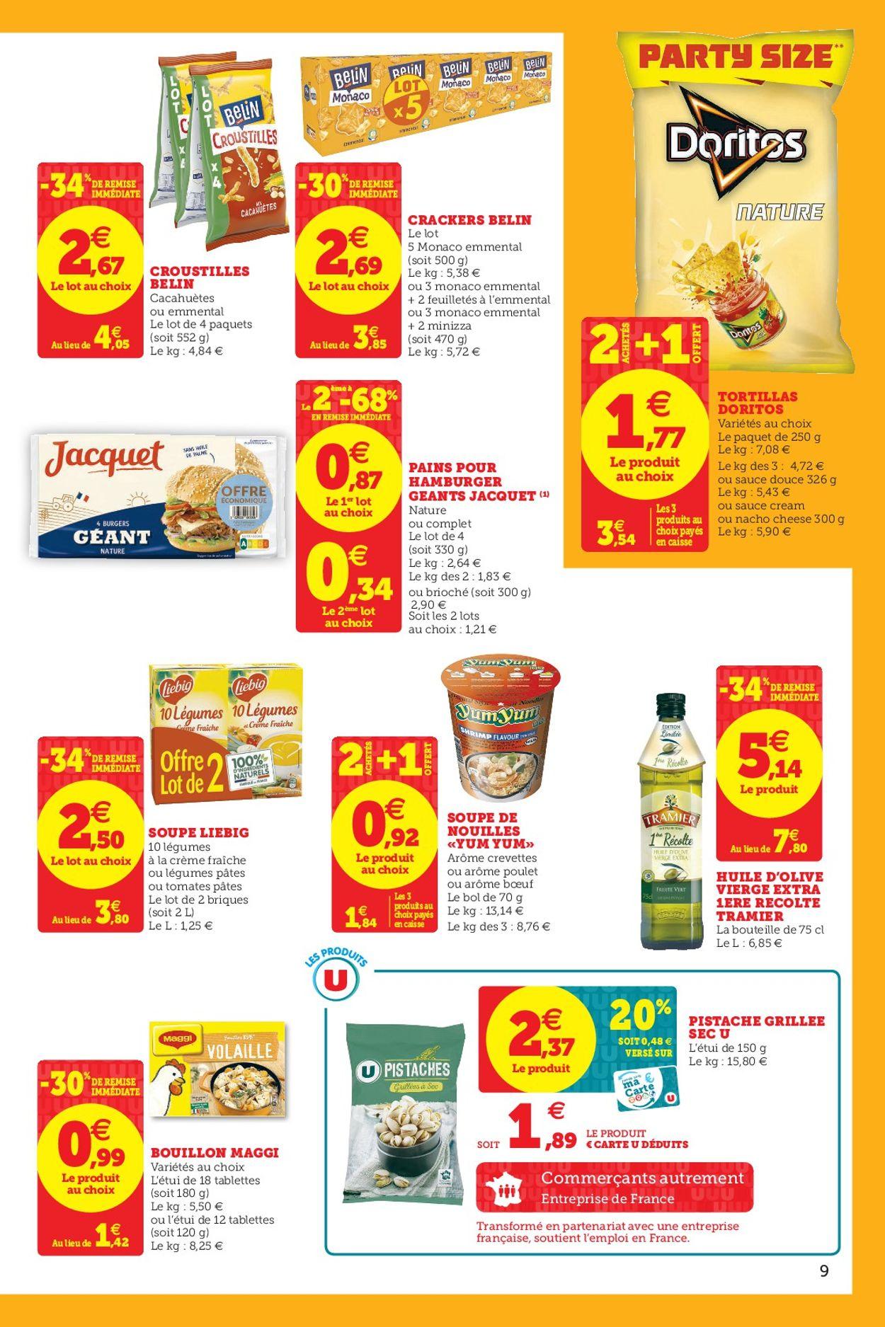 Magasins U Catalogue - 16.02-27.02.2021 (Page 9)