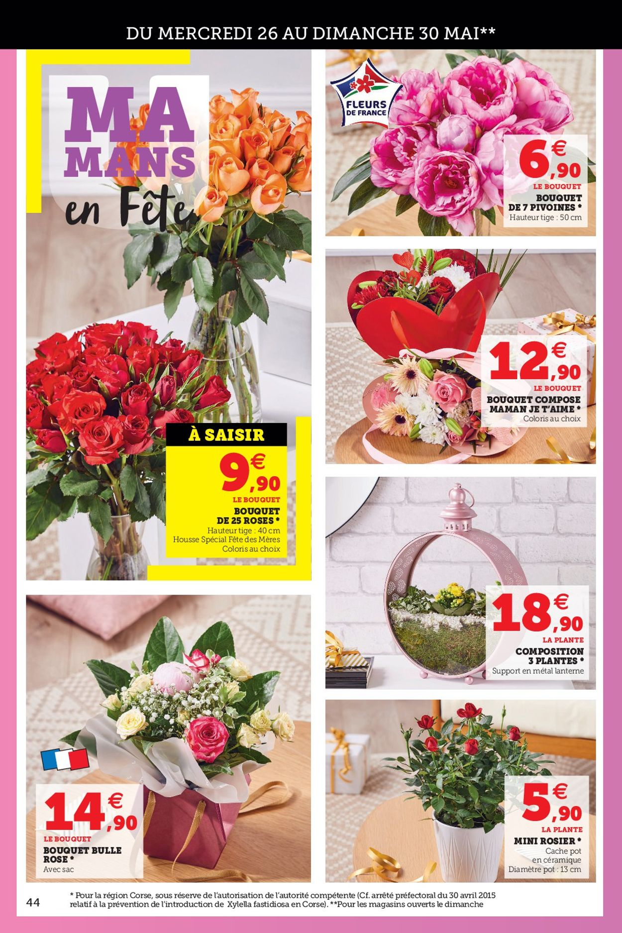 Magasins U Catalogue - 26.05-05.06.2021 (Page 44)