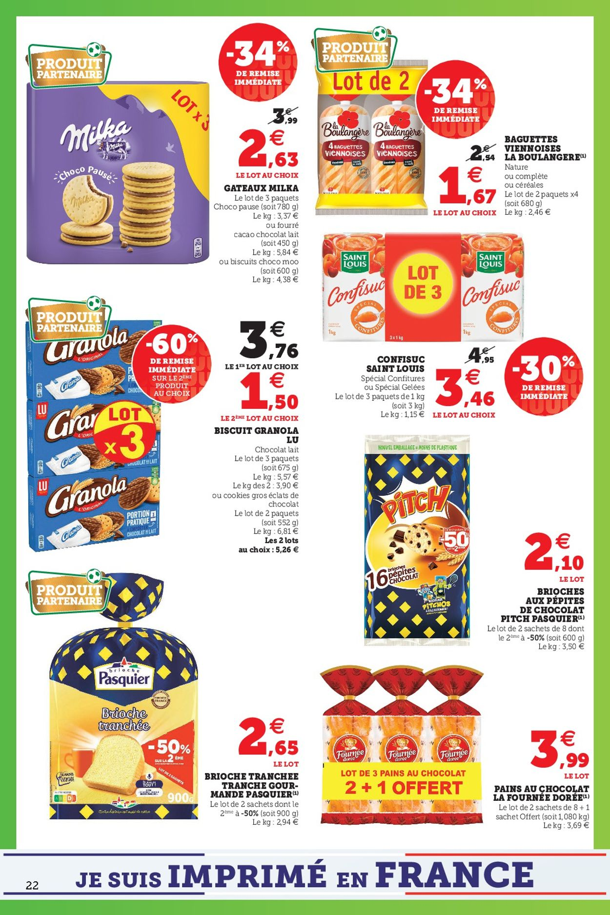 Magasins U Catalogue - 01.06-12.06.2021 (Page 22)