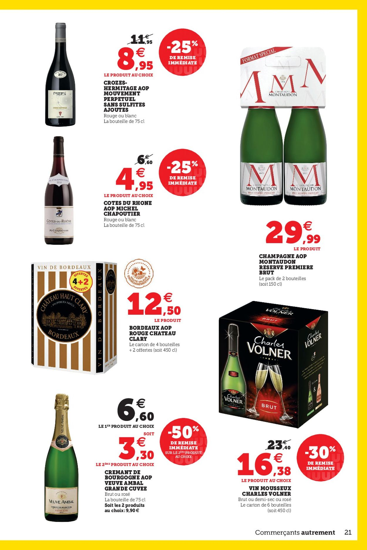 Magasins U Catalogue - 15.06-26.06.2021 (Page 21)