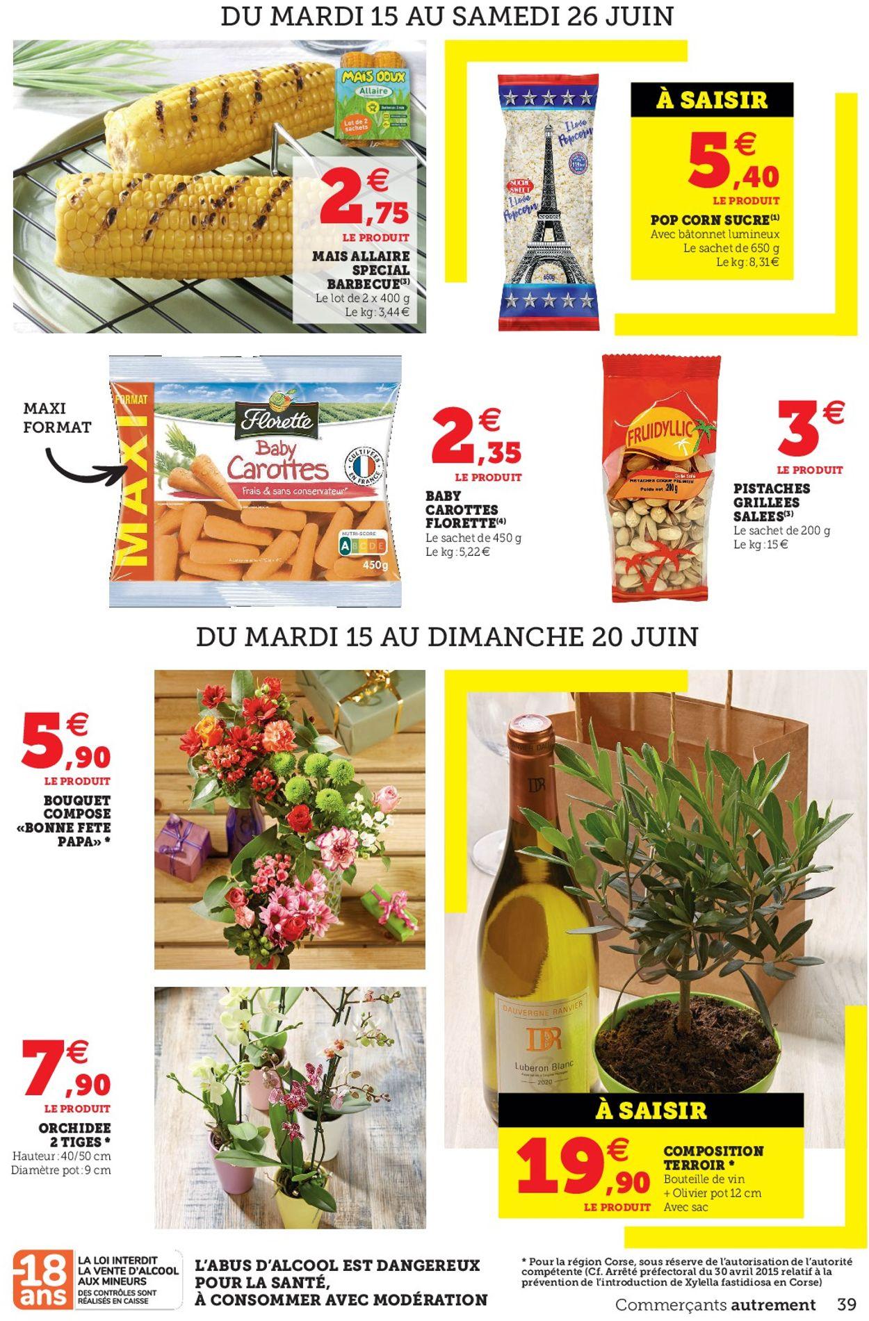 Magasins U Catalogue - 15.06-26.06.2021 (Page 39)