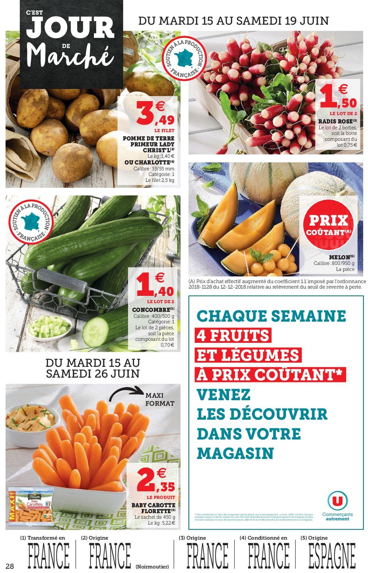 Magasins U Catalogue - 15.06-26.06.2021 (Page 28)