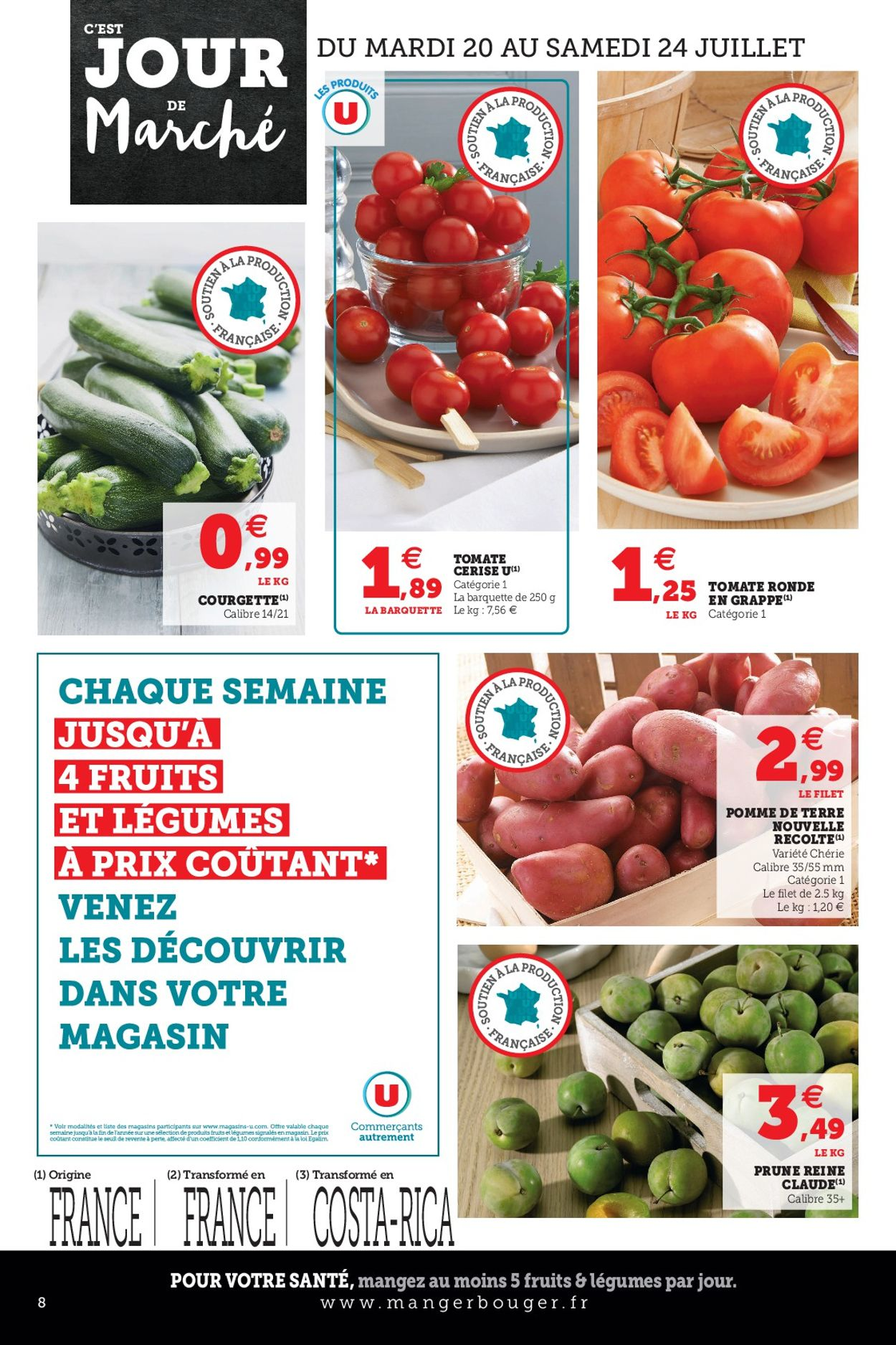 Magasins U Catalogue - 20.07-25.07.2021 (Page 8)