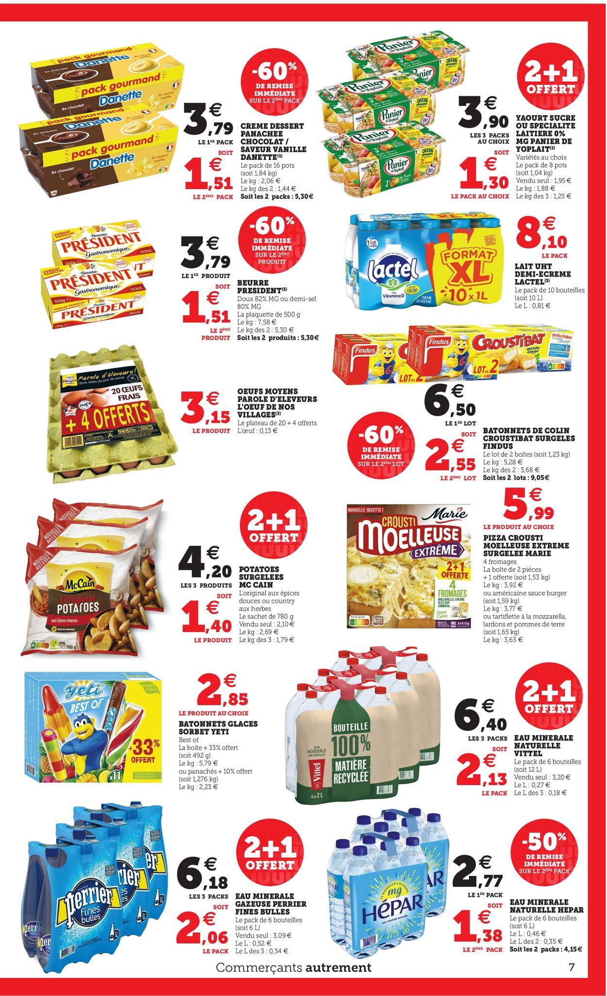 Magasins U Catalogue - 27.07-07.08.2021 (Page 7)