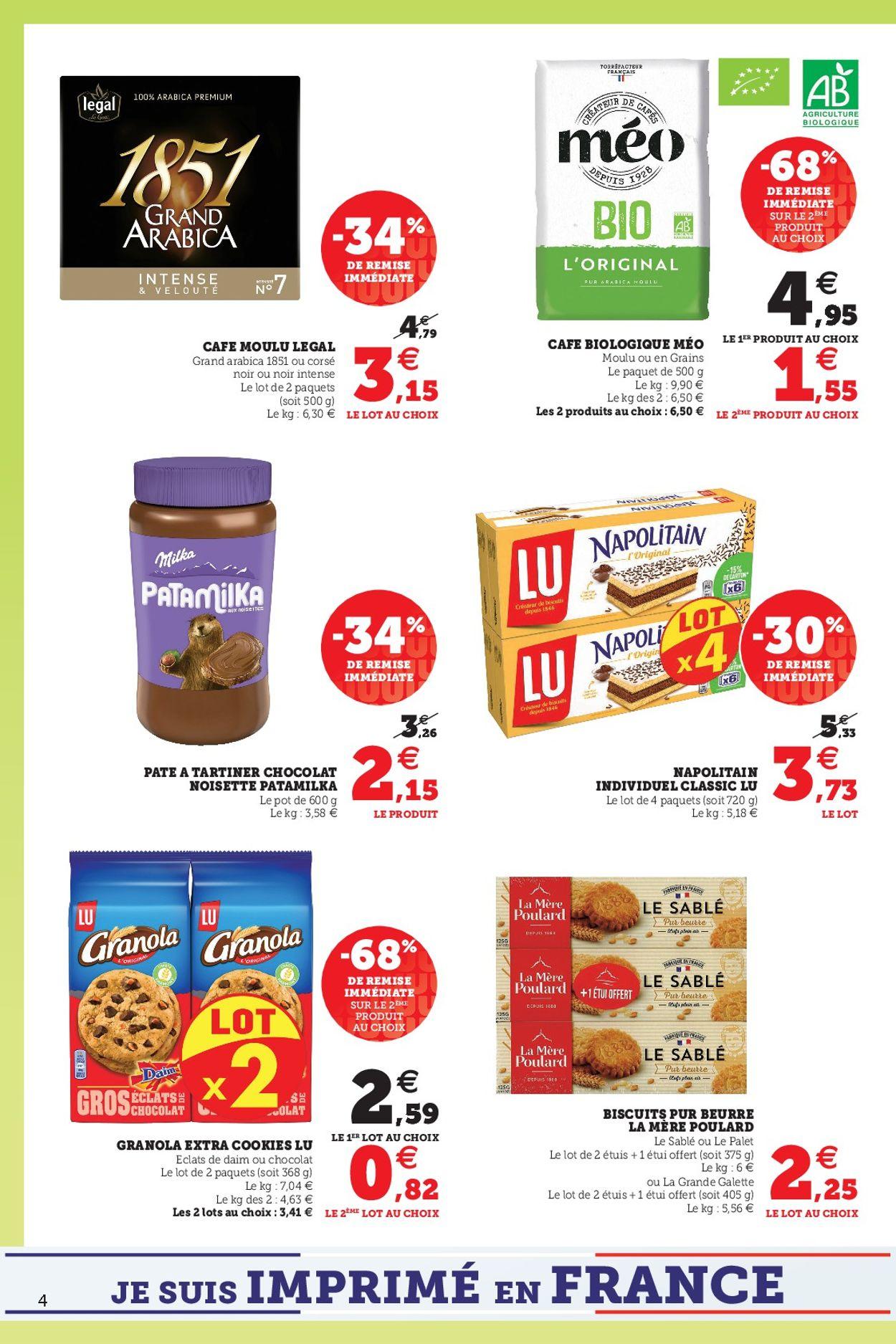 Magasins U Catalogue - 03.08-14.08.2021 (Page 4)