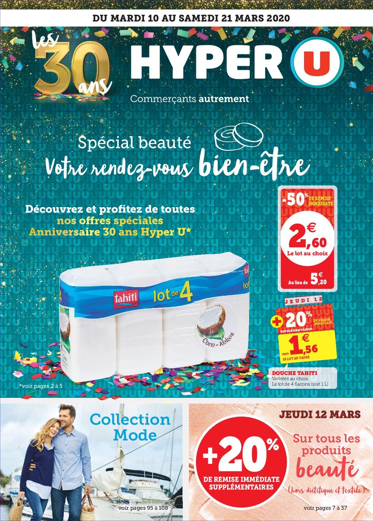 Magasins U Catalogue - 10.03-21.03.2020