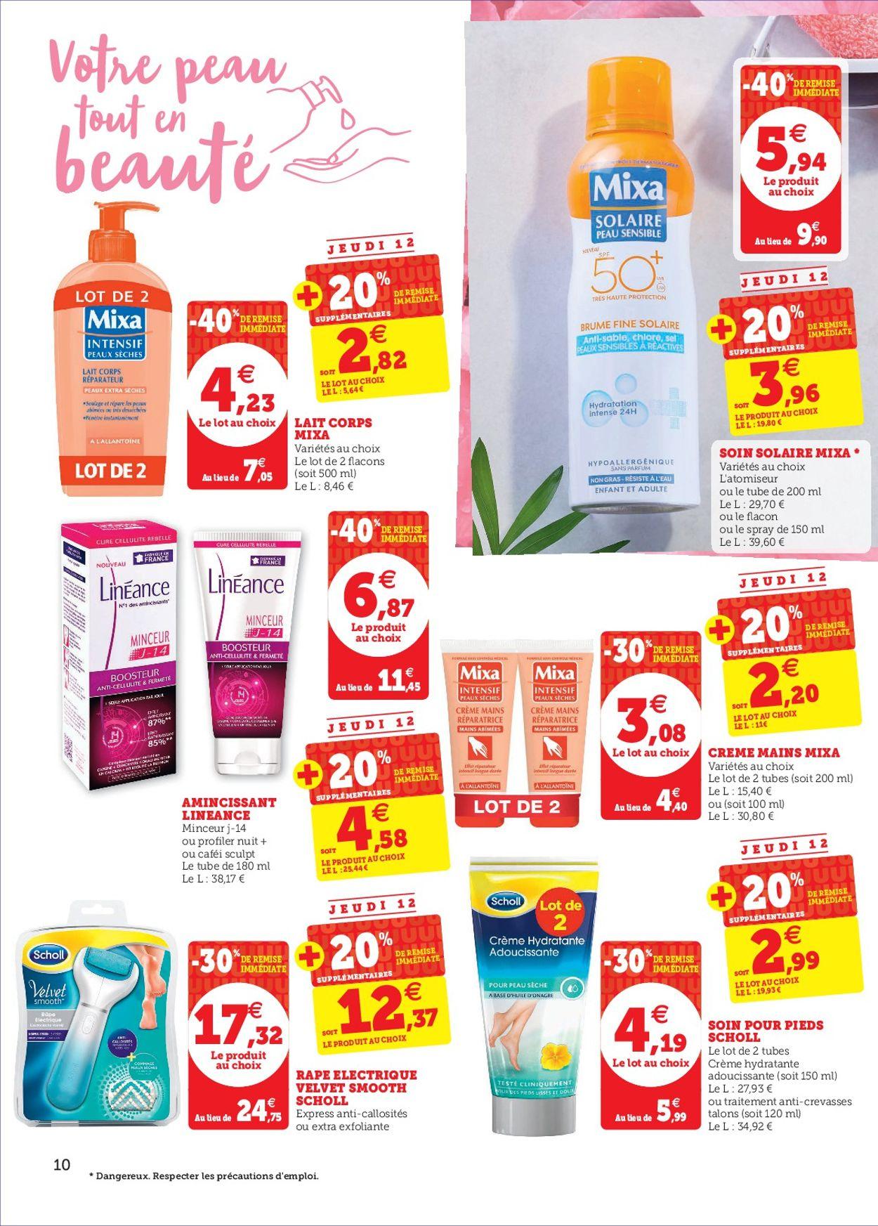 Magasins U Catalogue - 10.03-21.03.2020 (Page 10)