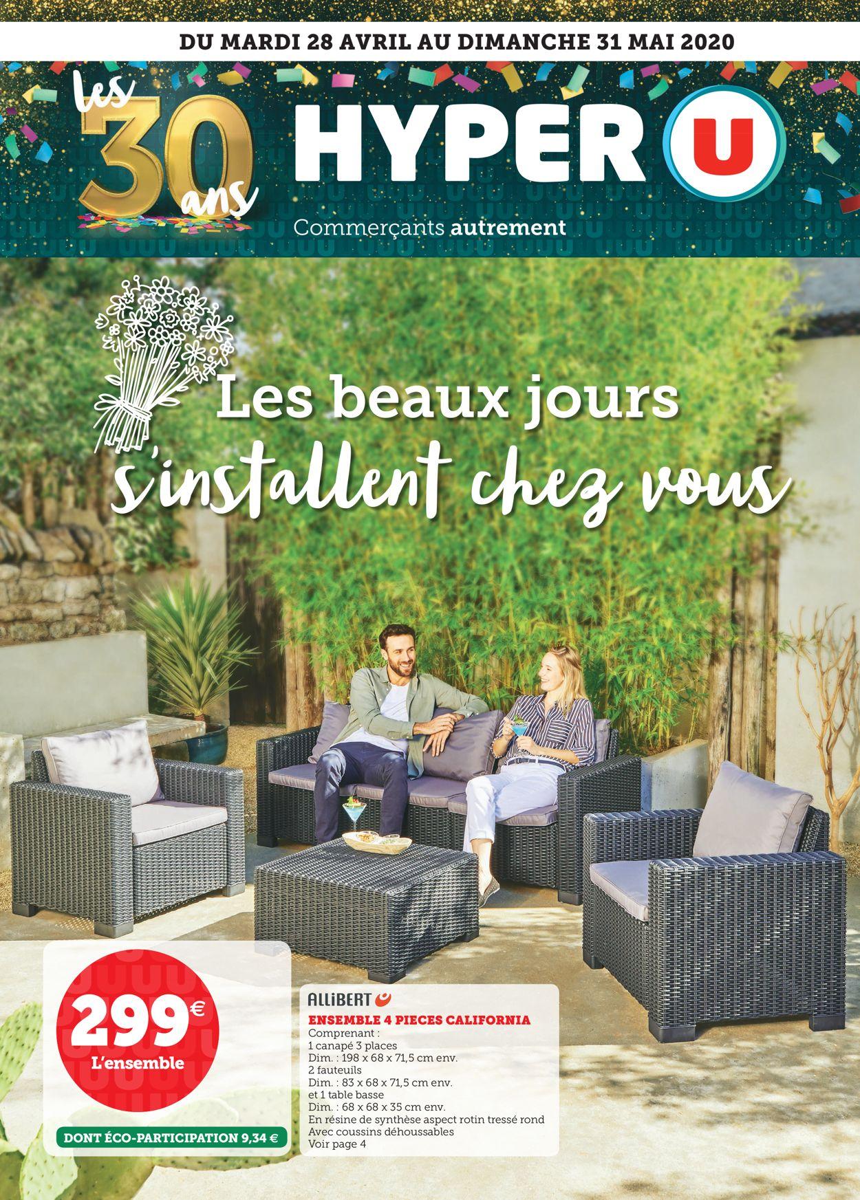 Magasins U Catalogue - 28.04-31.05.2020