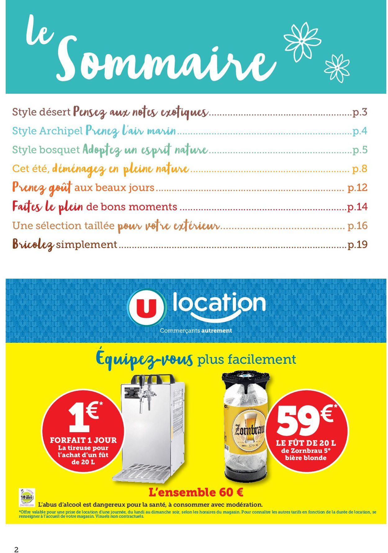 Magasins U Catalogue - 28.04-31.05.2020 (Page 2)