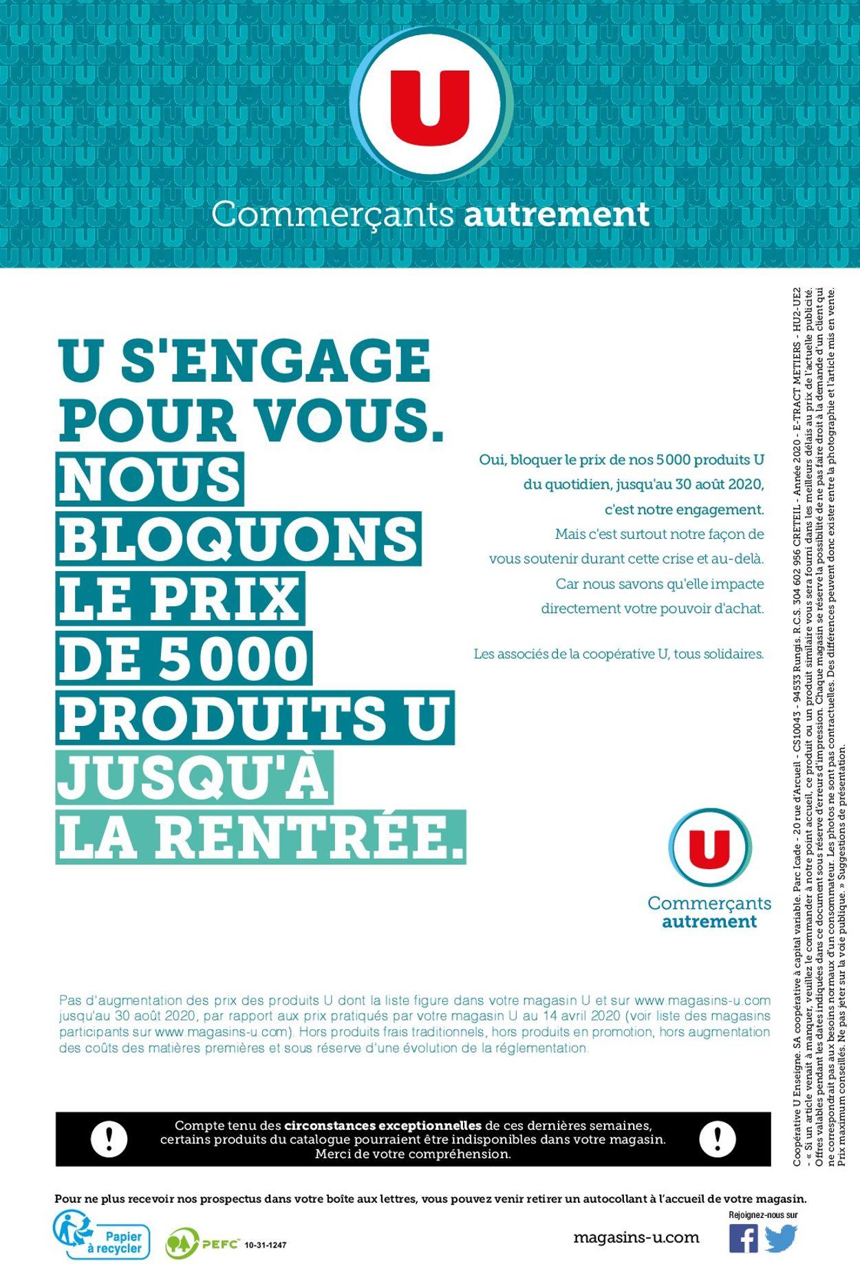 Magasins U Catalogue - 28.04-02.05.2020 (Page 6)