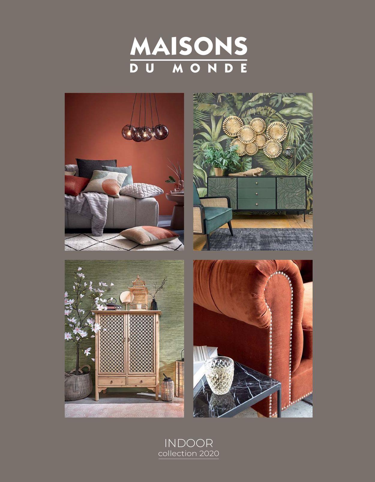 Maisons du Monde Catalogue - 02.03-31.12.2020