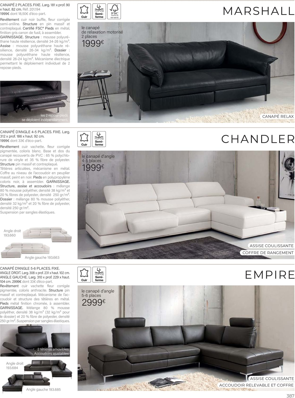 Maisons du Monde Catalogue - 02.03-31.12.2020 (Page 389)
