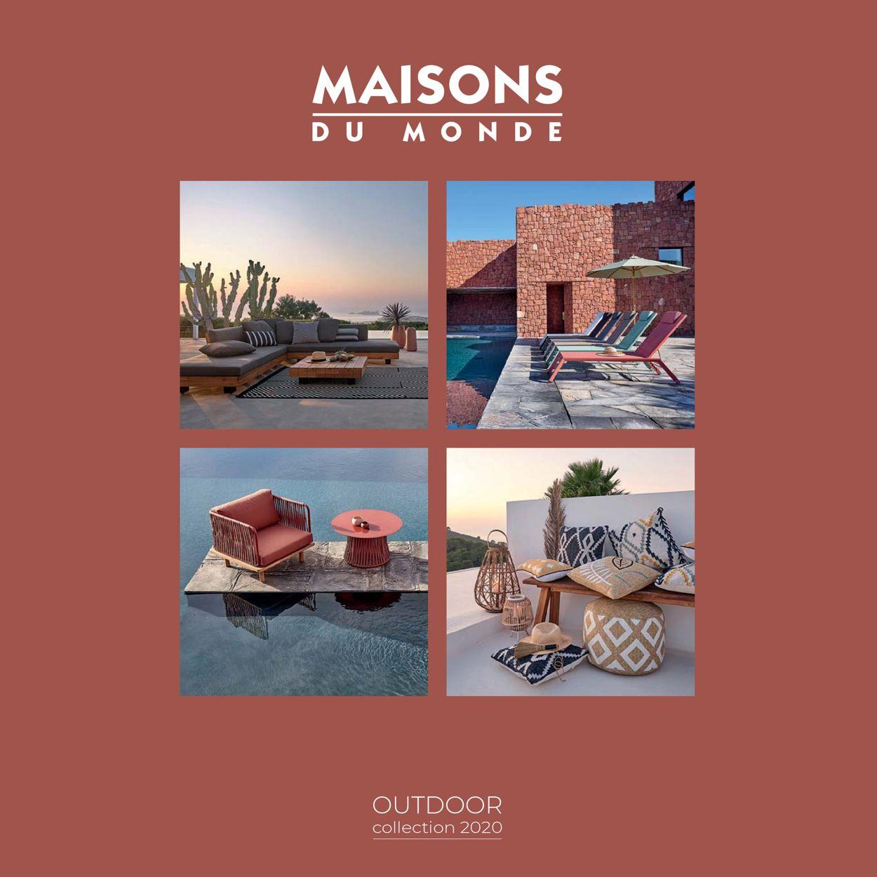 Maisons du Monde Catalogue - 02.03-30.09.2020
