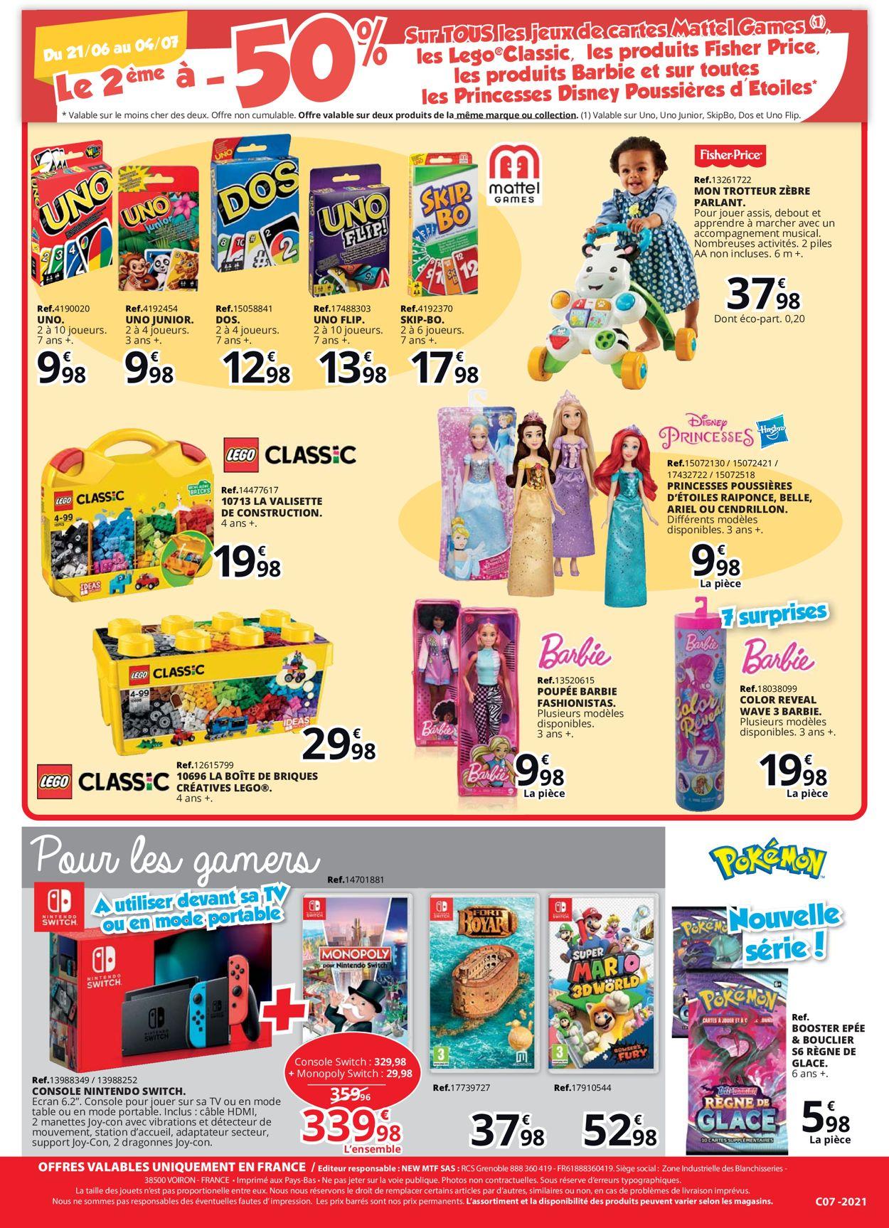 Maxi Toys Catalogue - 21.06-18.07.2021 (Page 8)