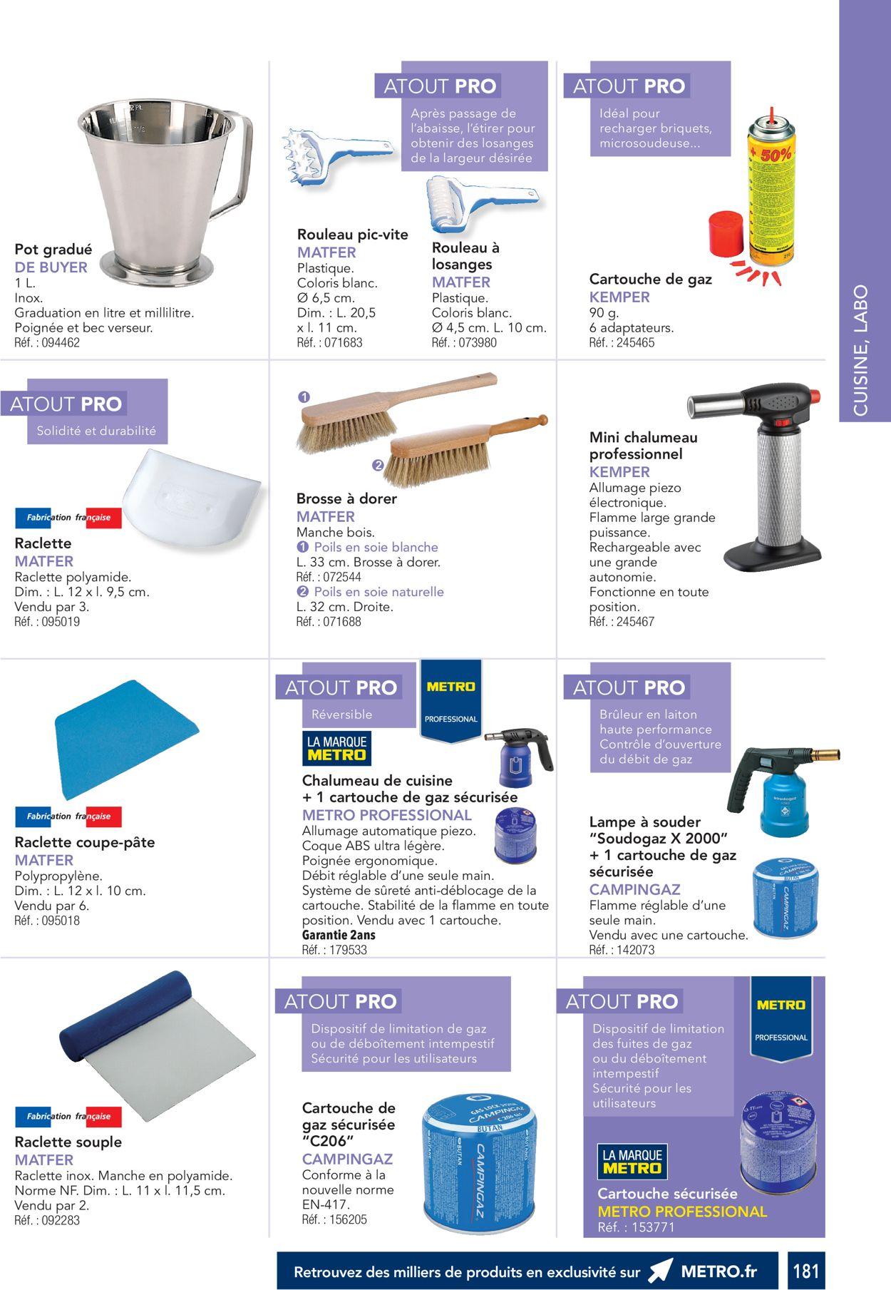 Metro Catalogue - 05.12-31.08.2020 (Page 180)