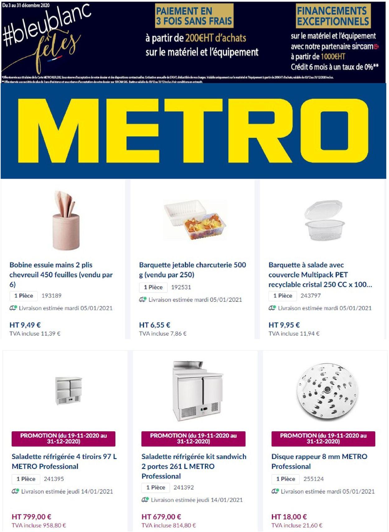 Metro Catalogue - 29.12-04.01.2021