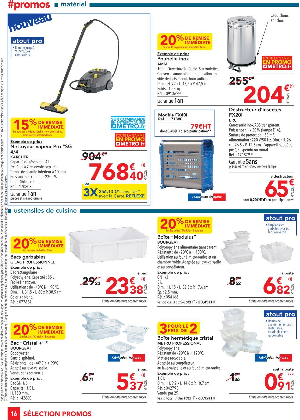 Metro Catalogue - 27.05-23.06.2021 (Page 16)
