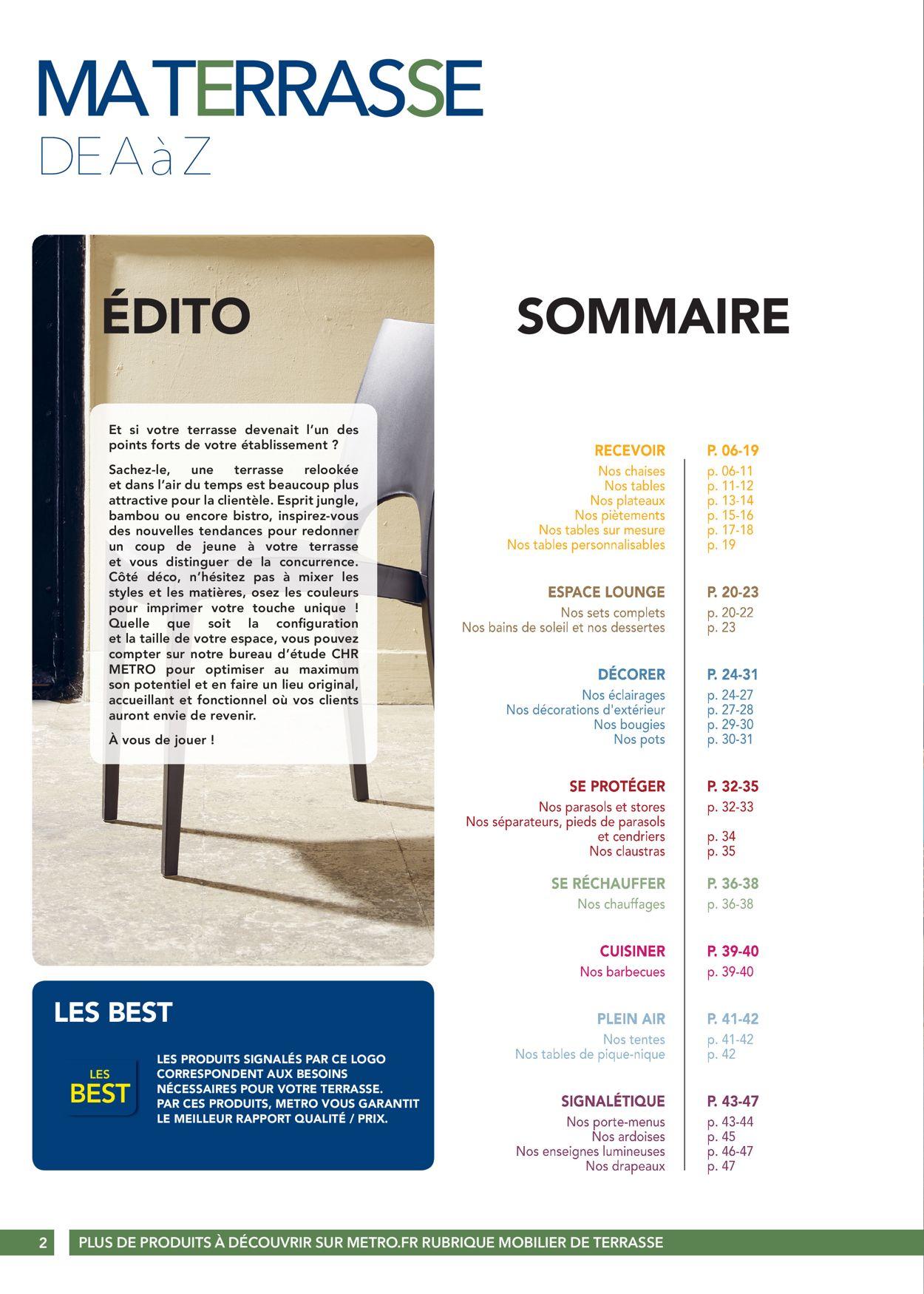 Metro Catalogue - 31.01-03.07.2019 (Page 2)