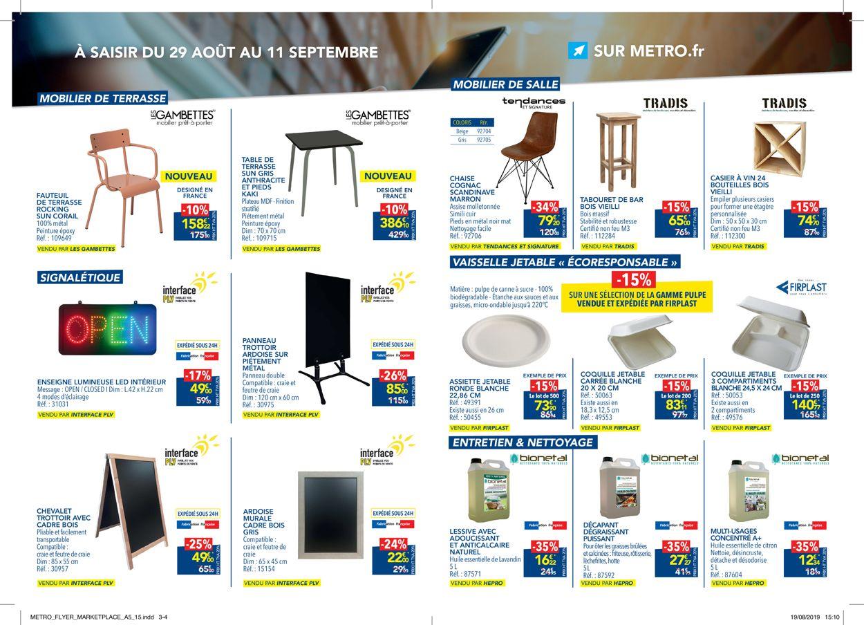 Metro Catalogue - 29.08-11.09.2019 (Page 2)
