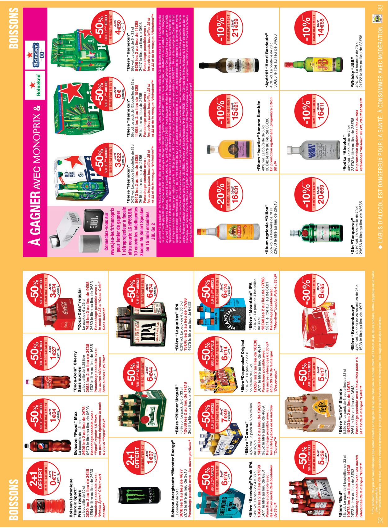 Monoprix Catalogue - 23.06-04.07.2021 (Page 17)