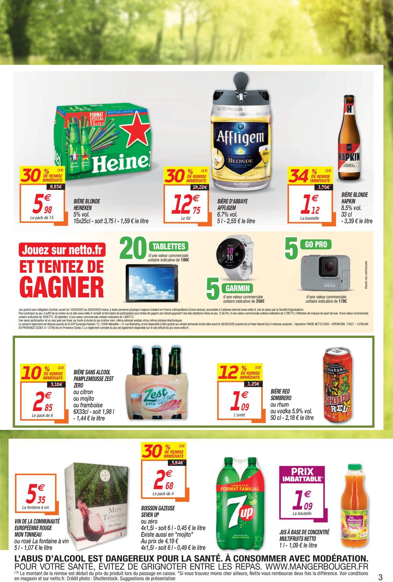 Netto Catalogue - 16.06-28.06.2020 (Page 3)