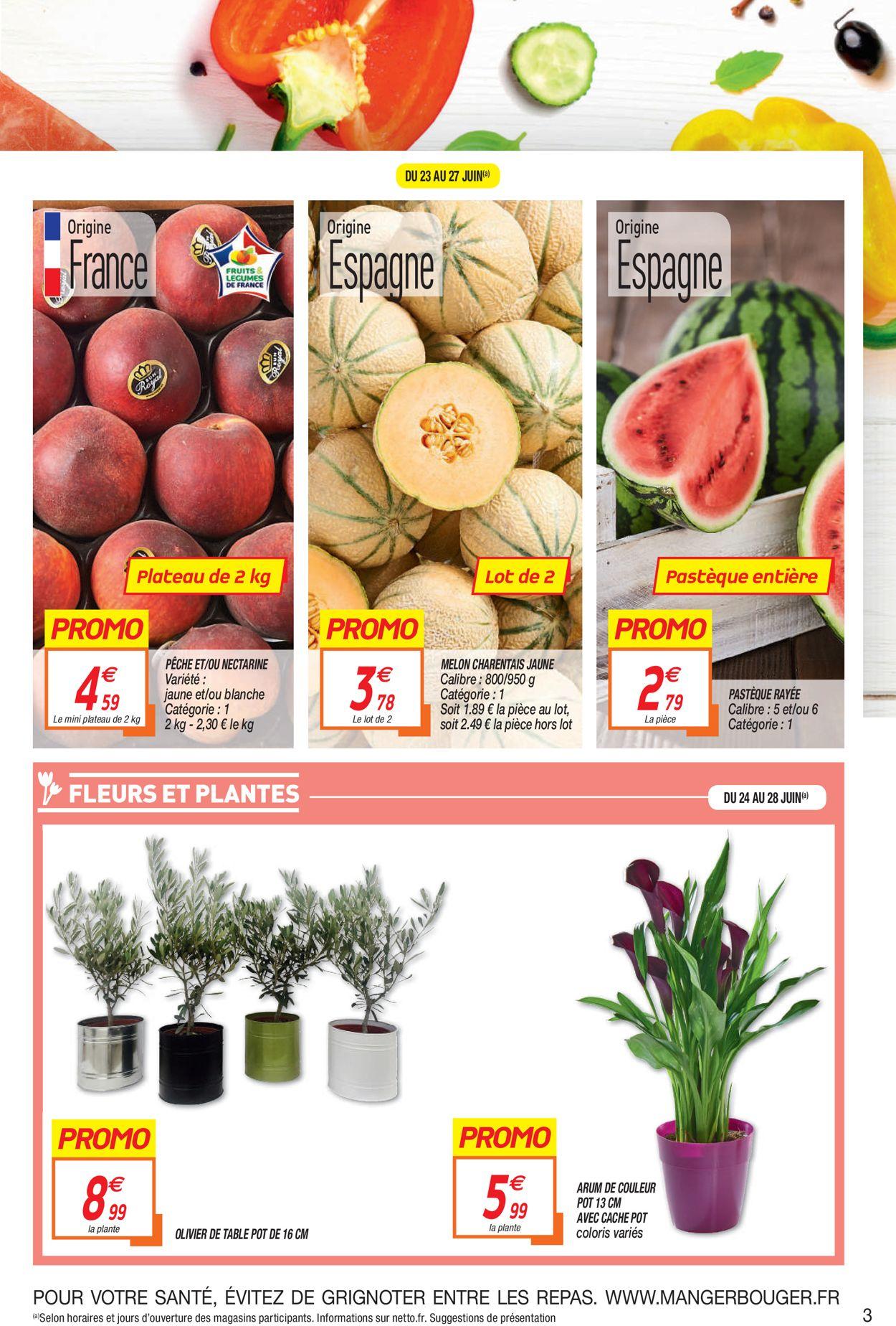 Netto Catalogue - 23.06-28.06.2020 (Page 3)