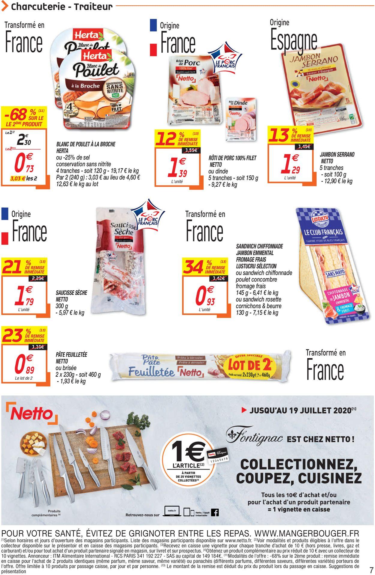Netto Catalogue - 29.06-12.07.2020 (Page 7)