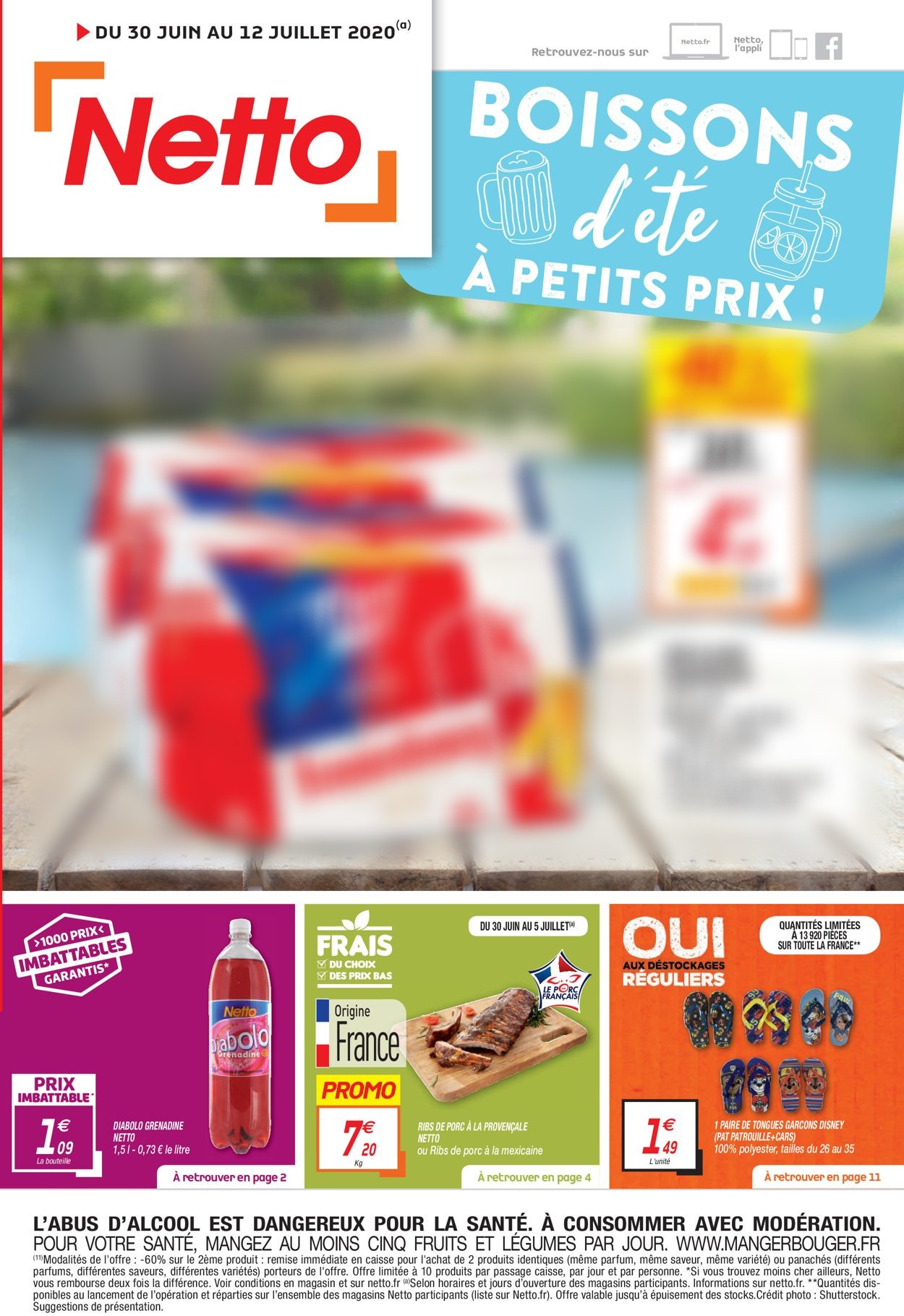 Netto Catalogue - 29.06-12.07.2020
