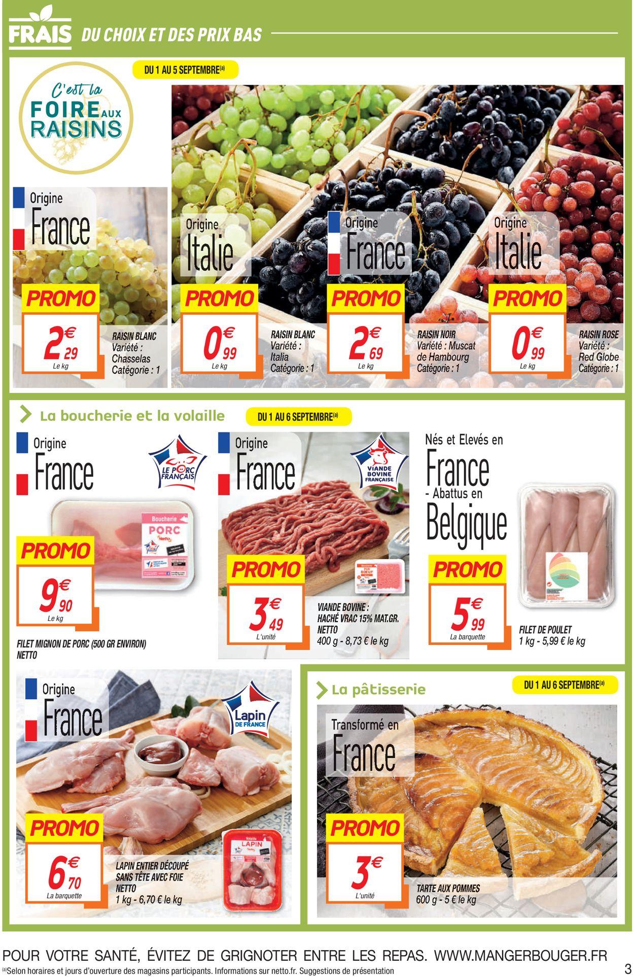 Netto Catalogue - 01.09-13.09.2020 (Page 3)